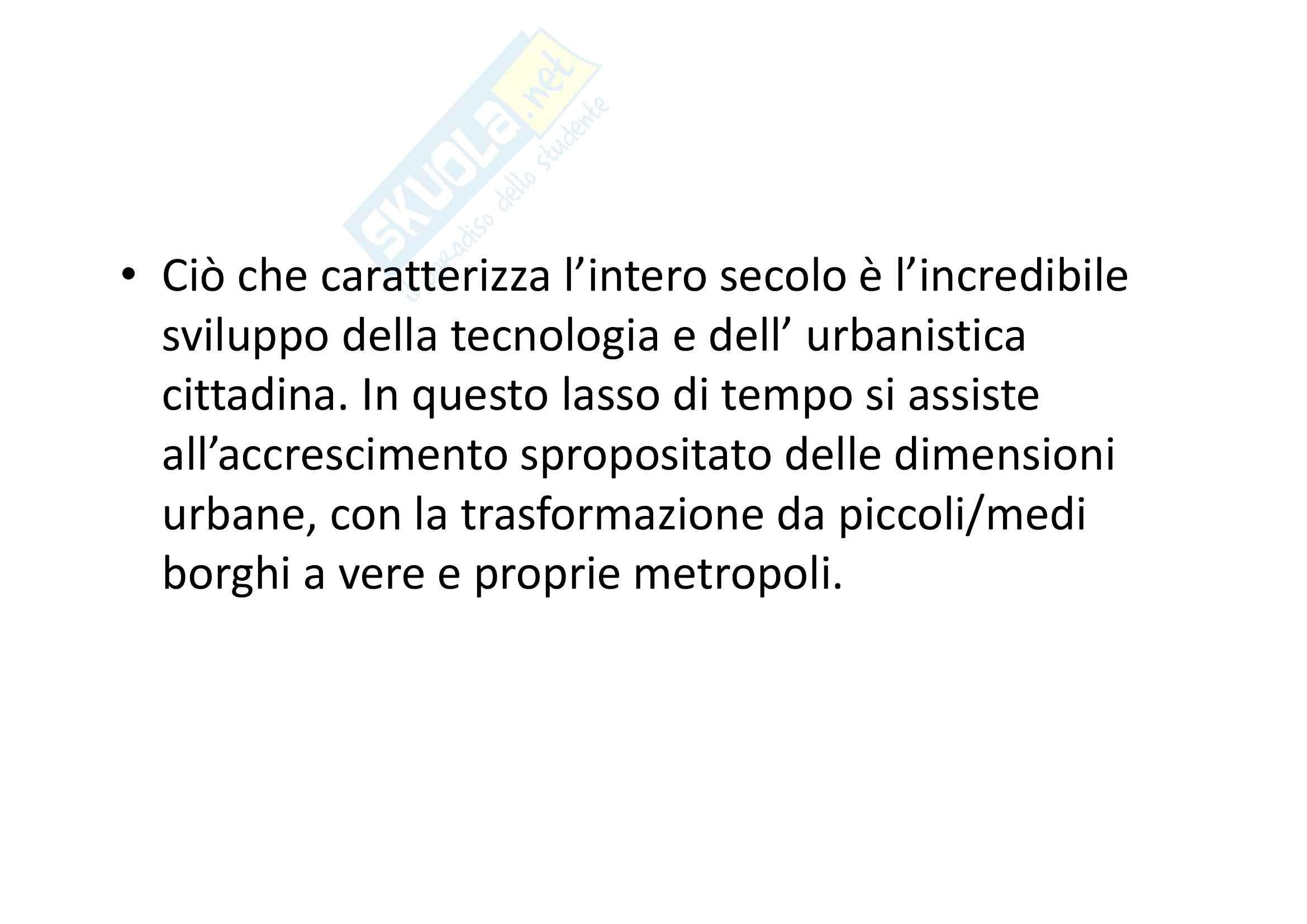 Eclettismo, Storia dell'architettura contemporanea Pag. 2