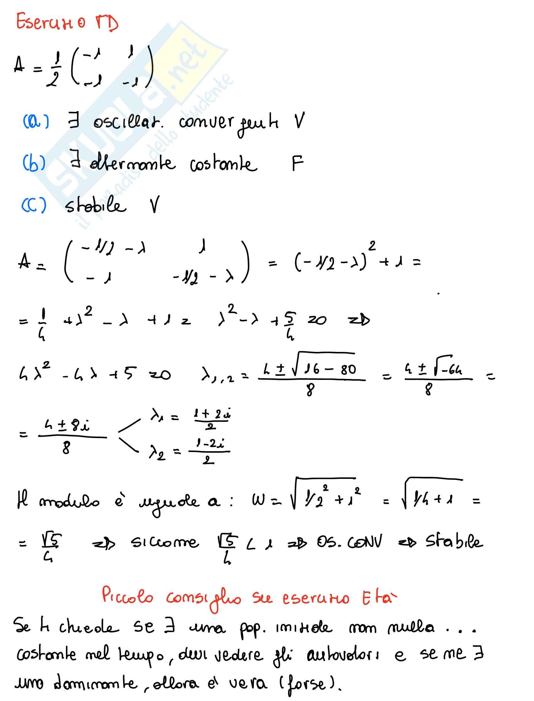 Esercitazione analisi Pag. 36