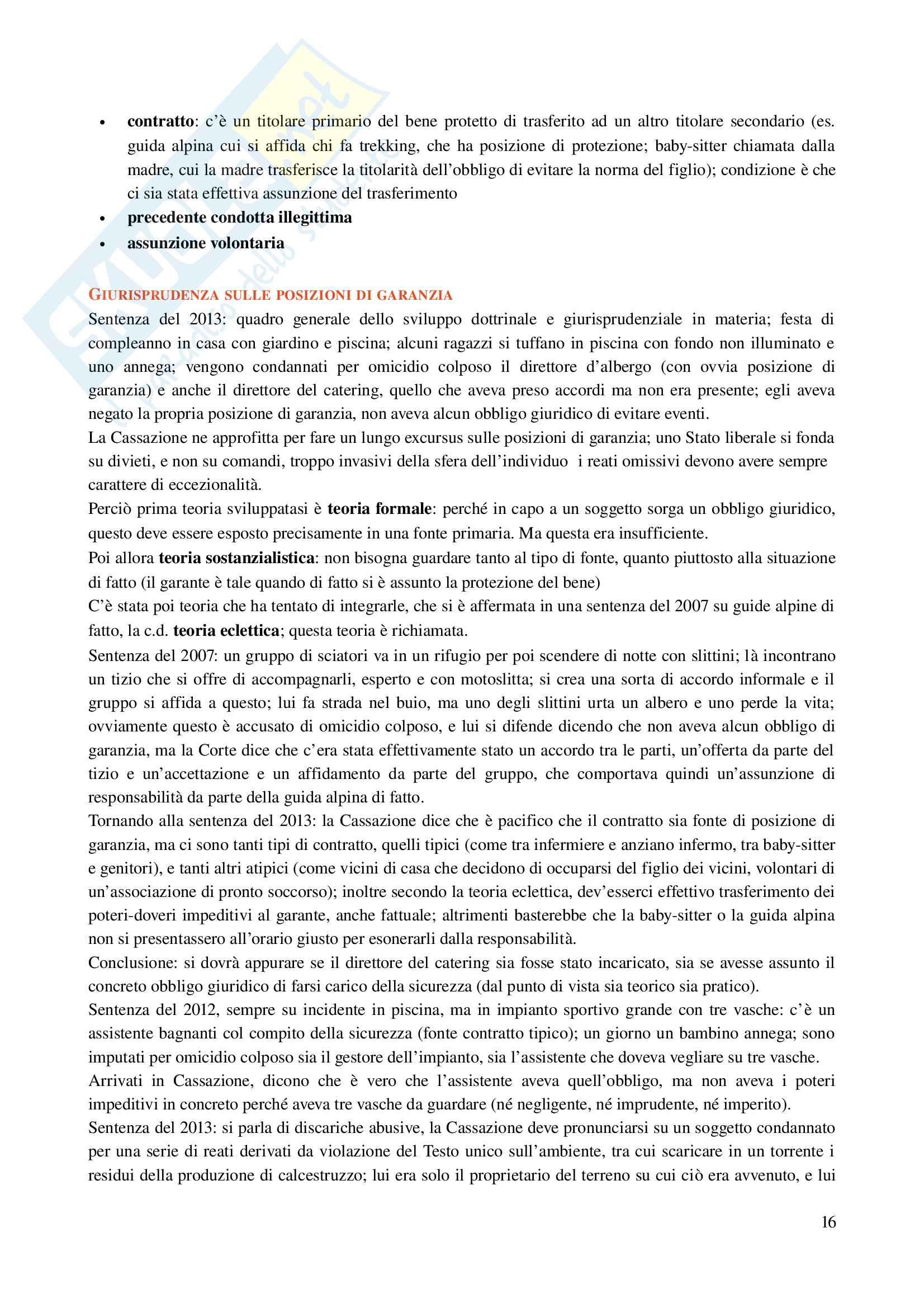 Diritto penale Pag. 16
