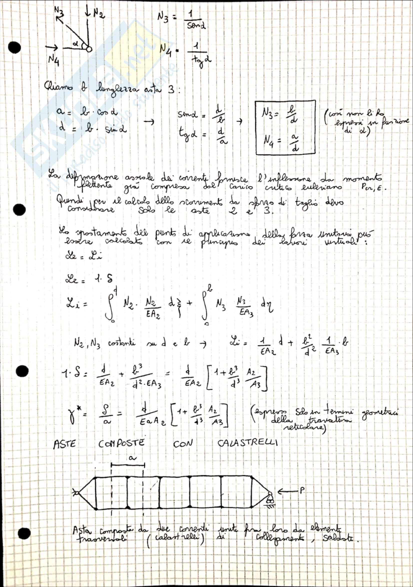 Tecnica delle costruzioni 2: Acciaio, legno, muratura Pag. 36