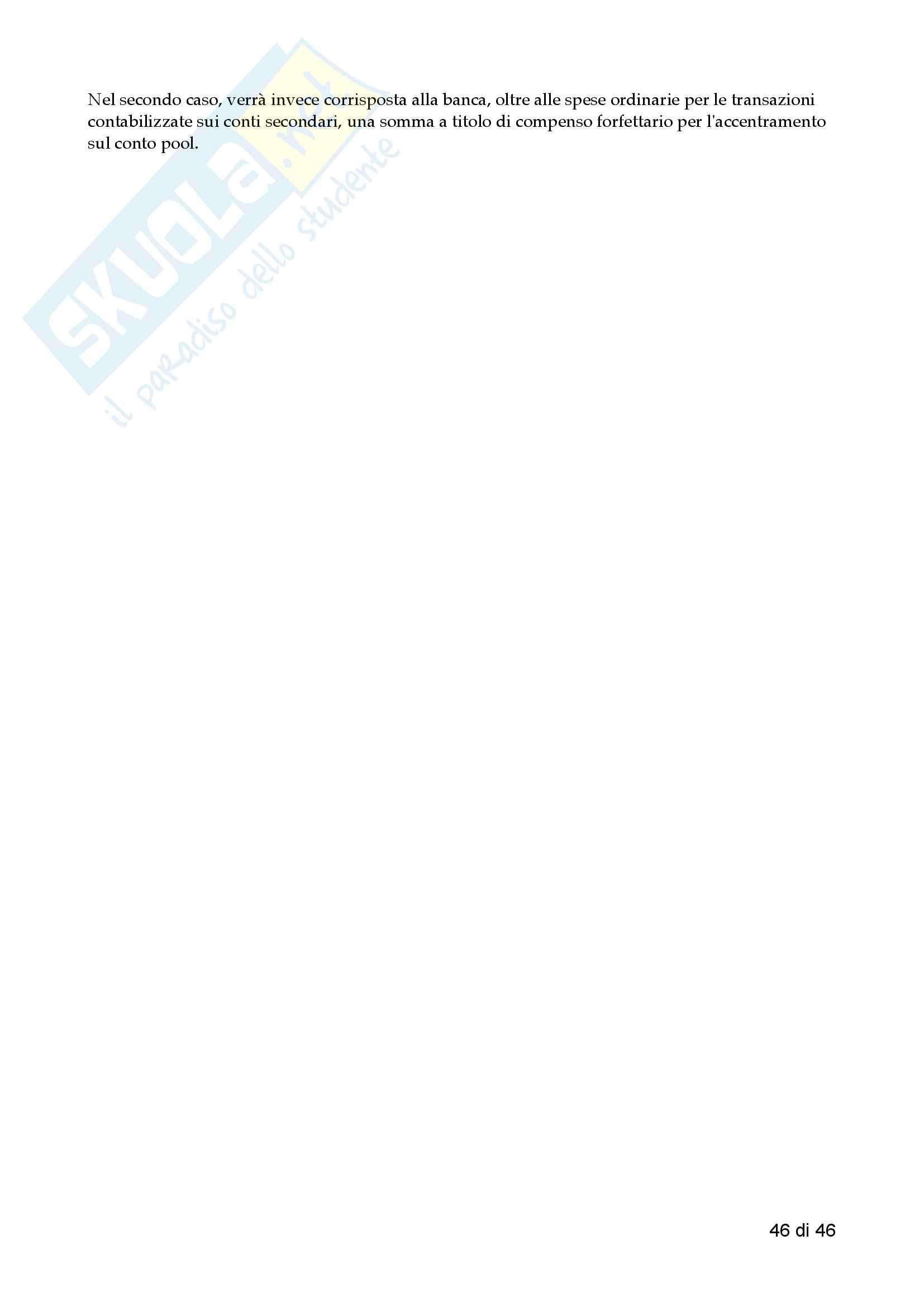 Economia delle aziende di credito - 1 Pariziale pdf Pag. 46