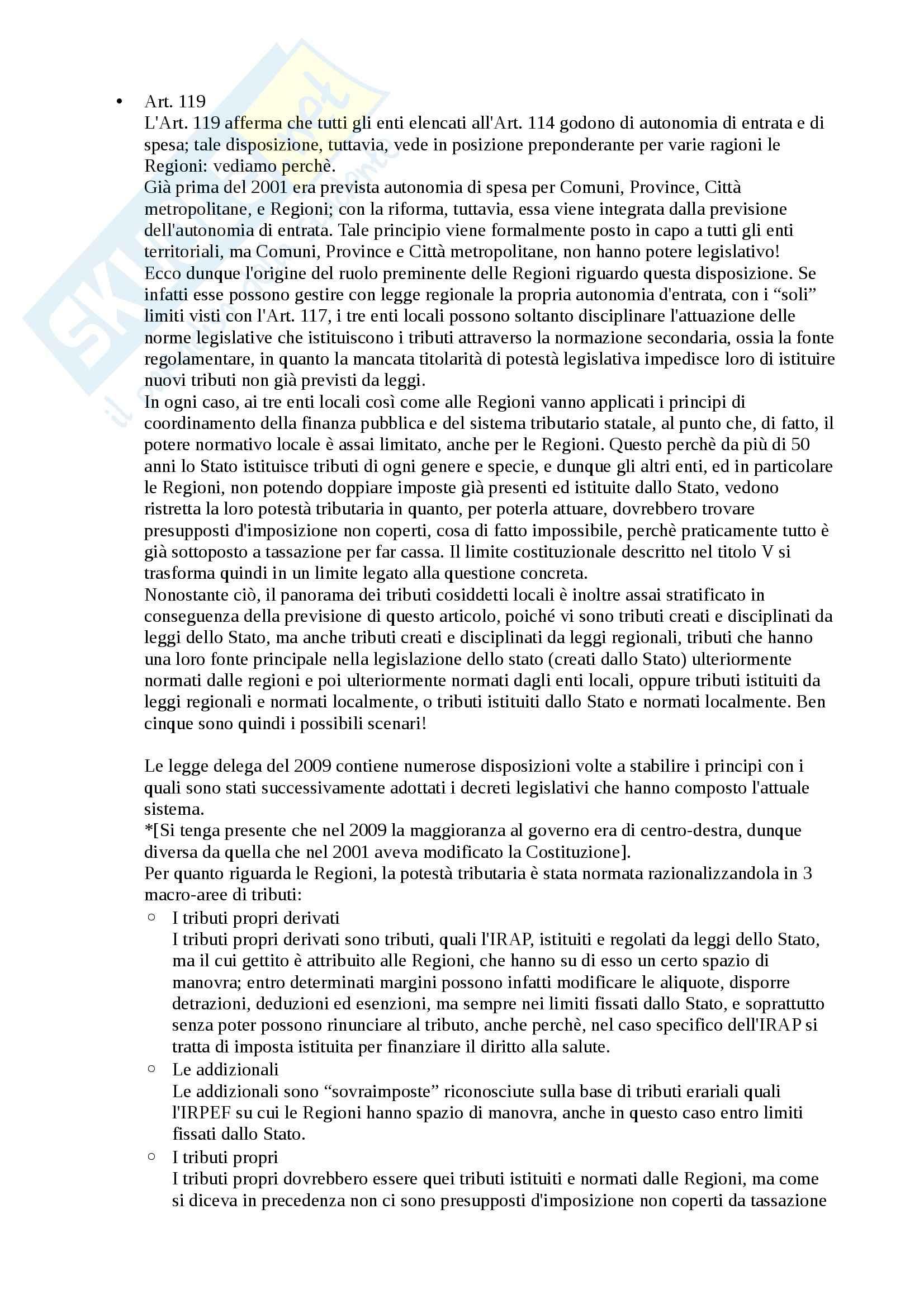 Lezioni, Diritto Tributario Pag. 11