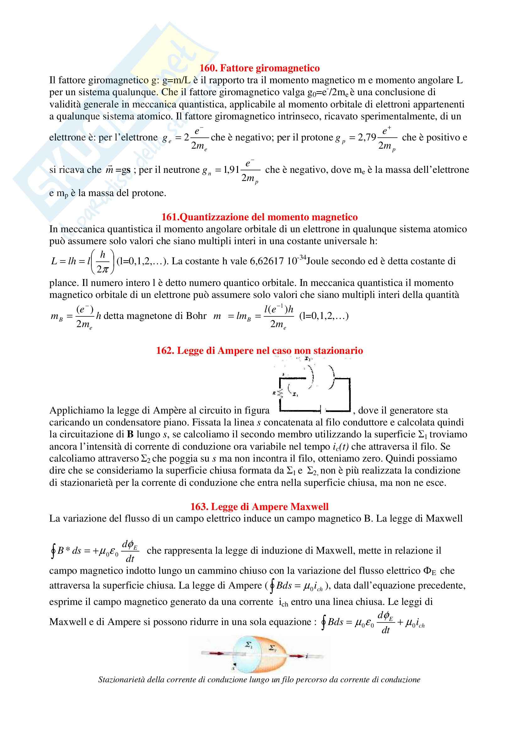 Campo magnetico Pag. 6