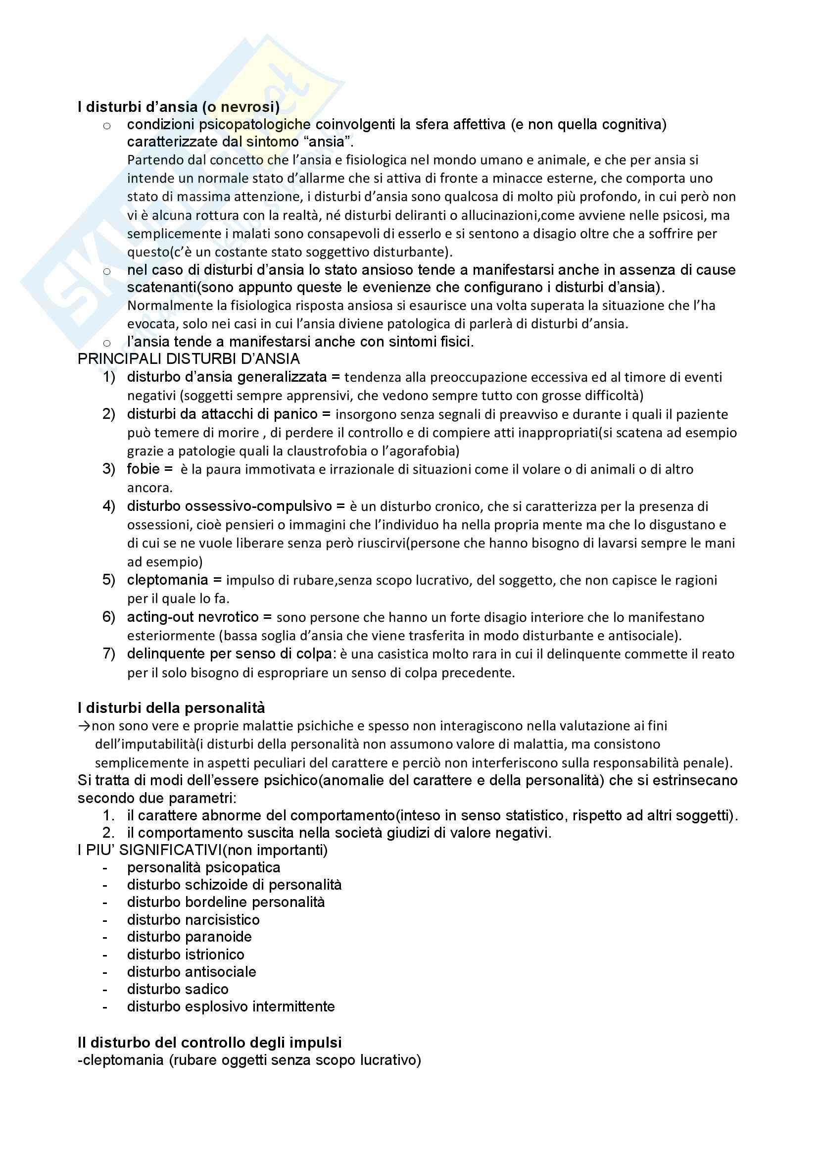 Lezioni, Criminologia Pag. 31