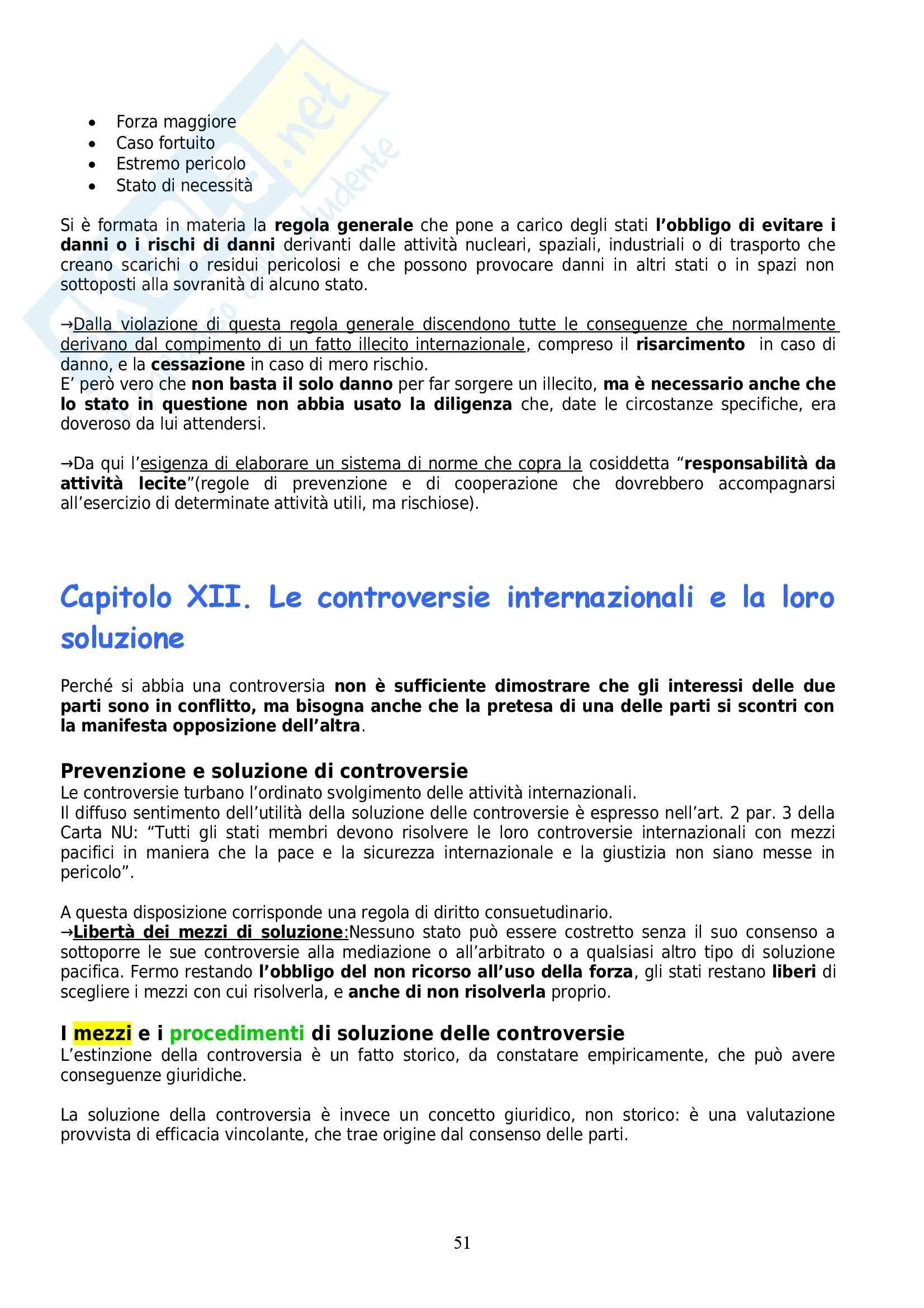 Diritto internazionale - problemi fondamentali Pag. 51