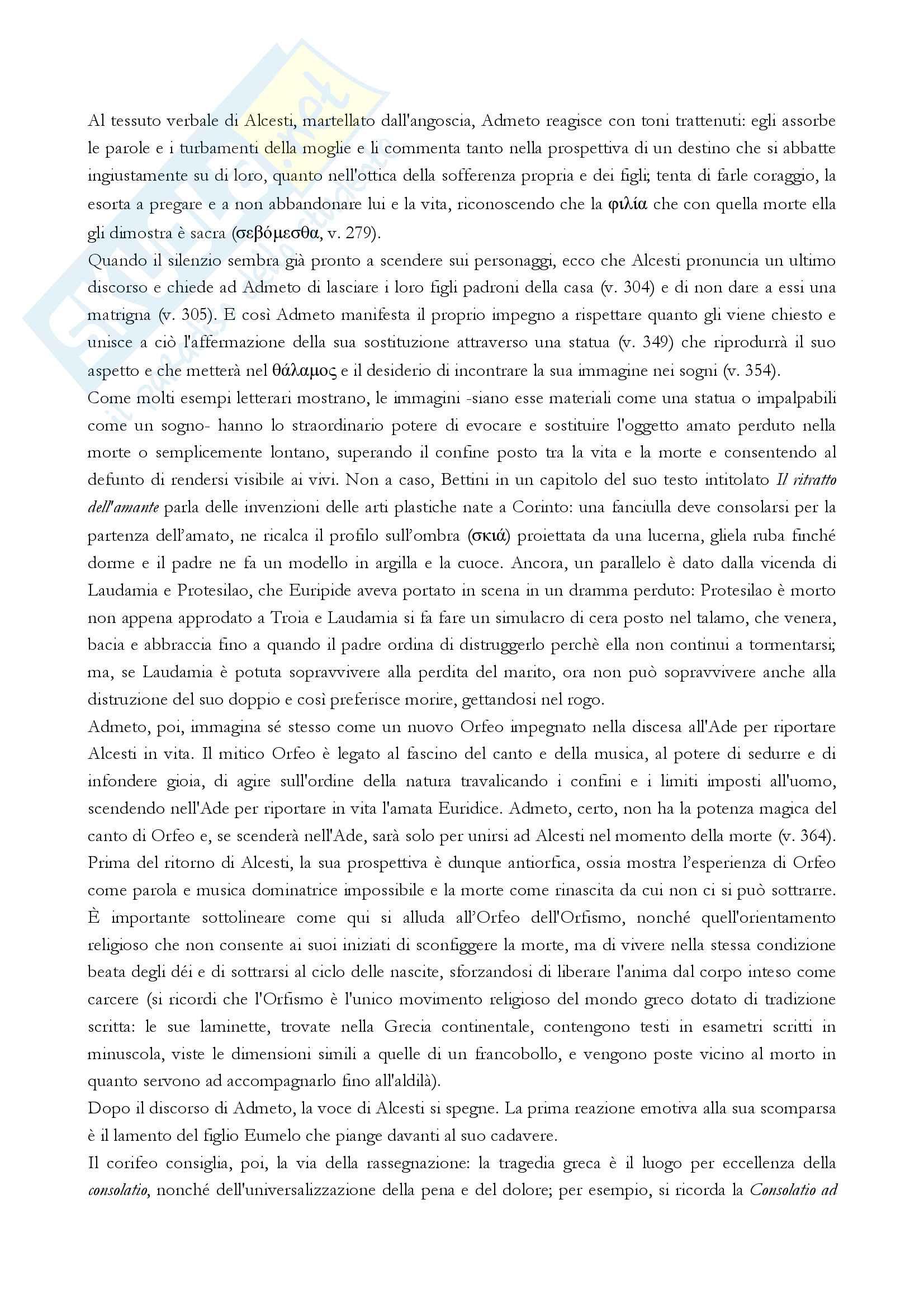 Alcesti, Euripide Pag. 6