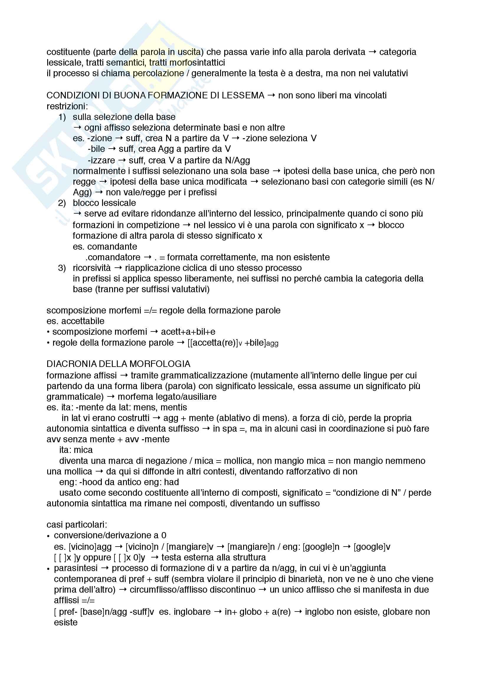 Linguistica Generale Pag. 21