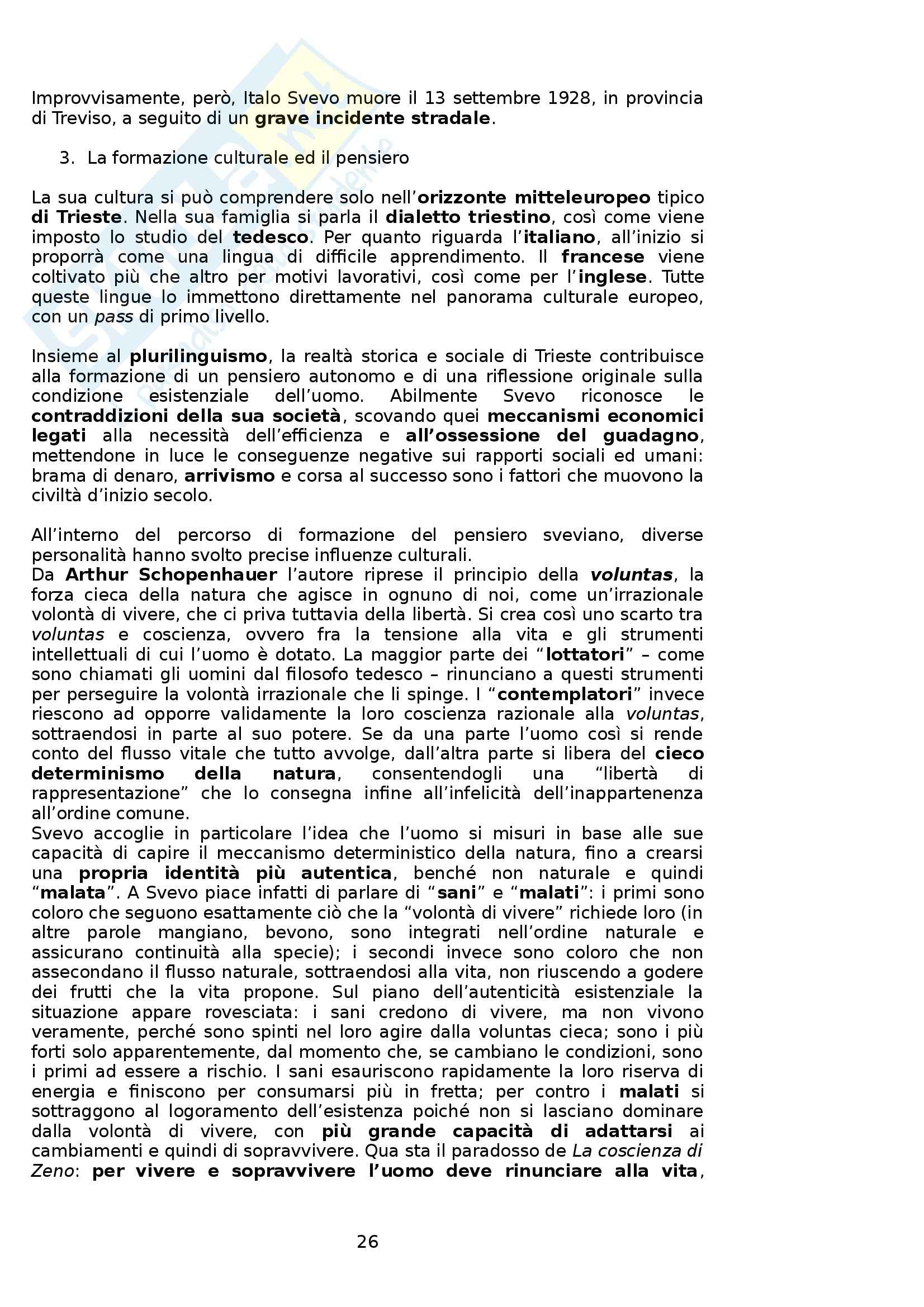 Riassunto esame Letteratura Italiana, prof. Boggione, libro consigliato Storia ed Antologia della Letteratura, Barberi Squarotti Pag. 26
