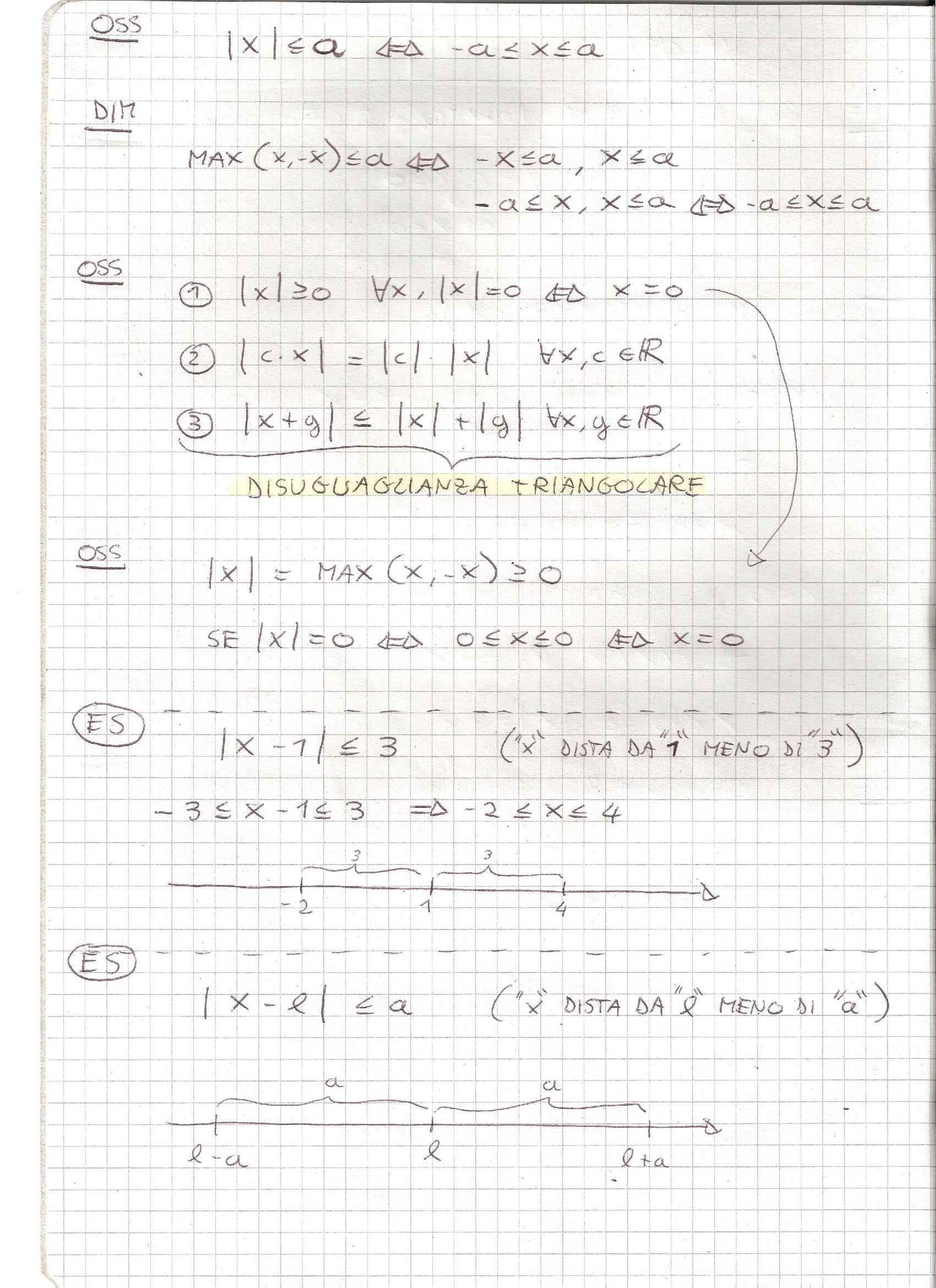 Analisi Matematica - Appunti Pag. 2