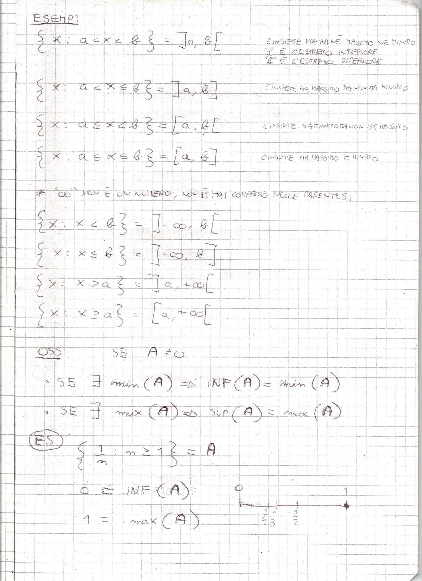 Analisi Matematica - Appunti Pag. 31