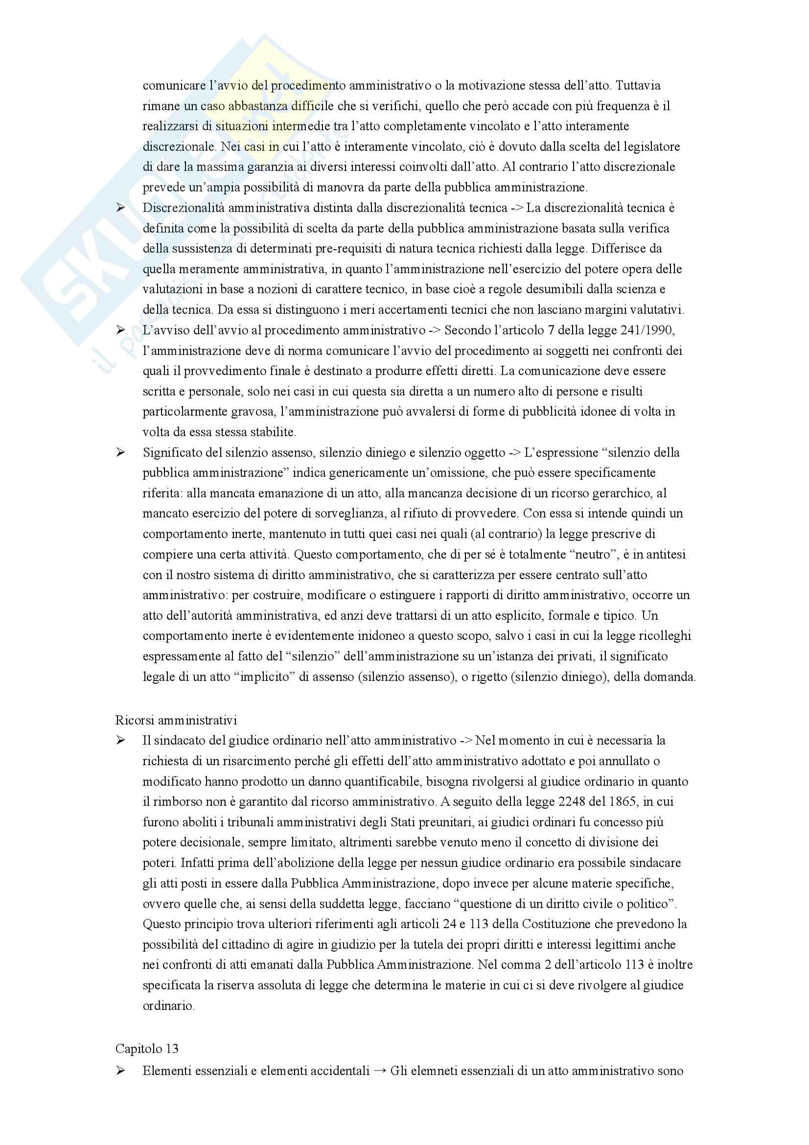 Domande e Risposte Esame Diritto Pubblico Pag. 6