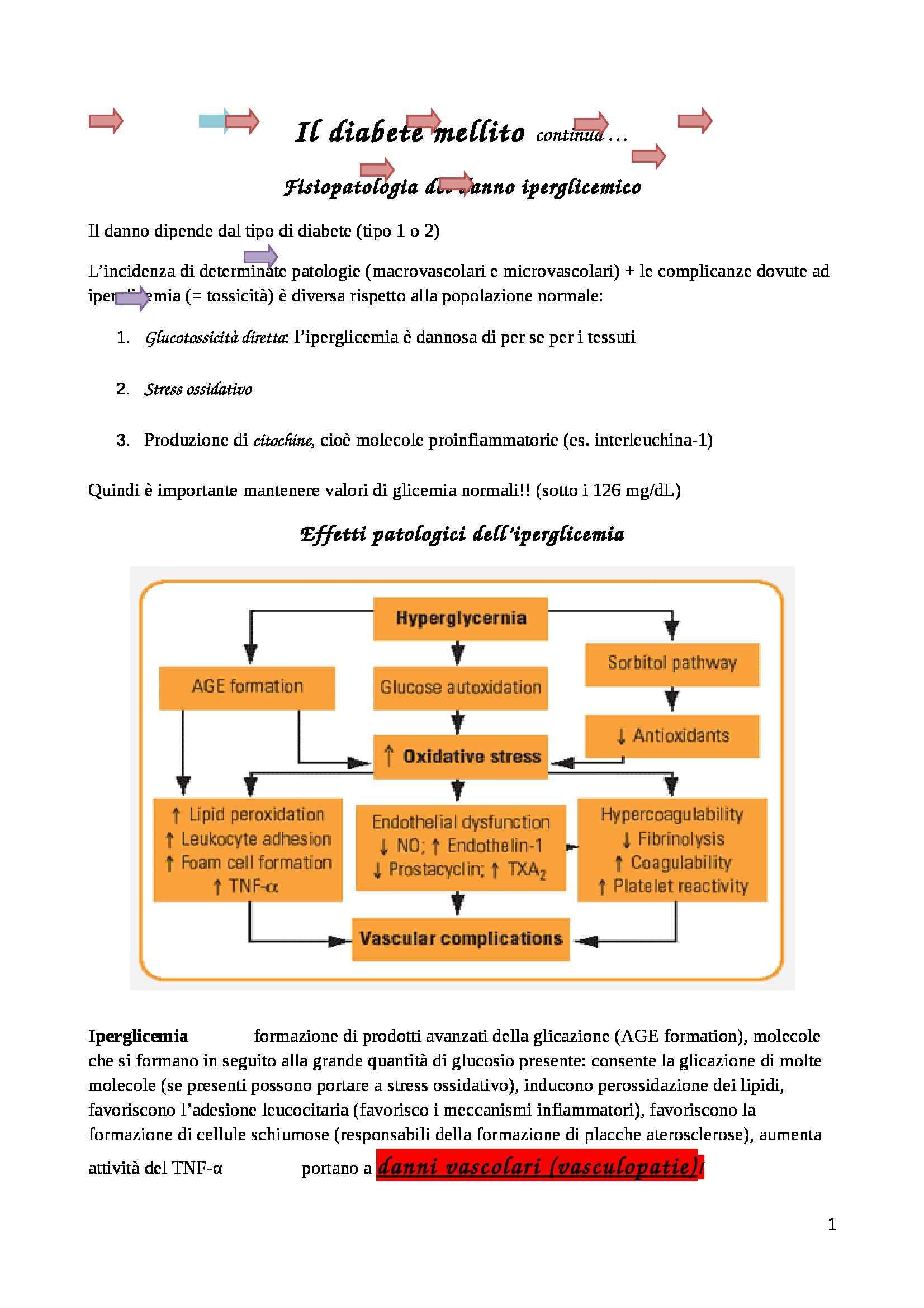 Endocrinologia - diabete