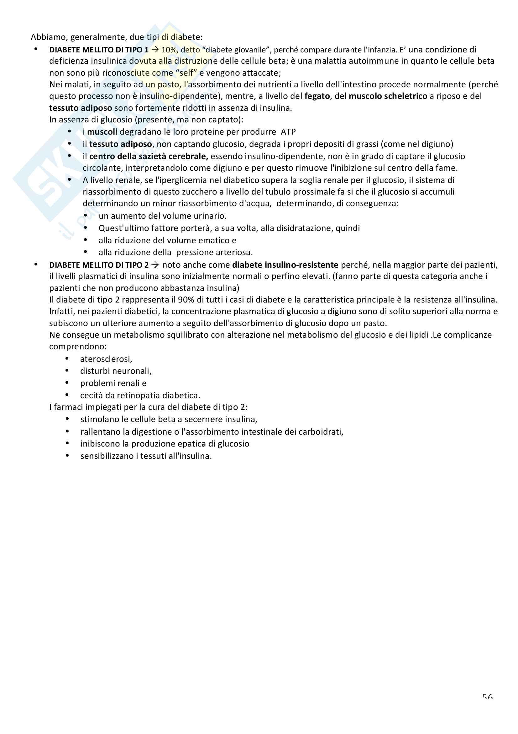 Appunti di fisiologia umana Pag. 56