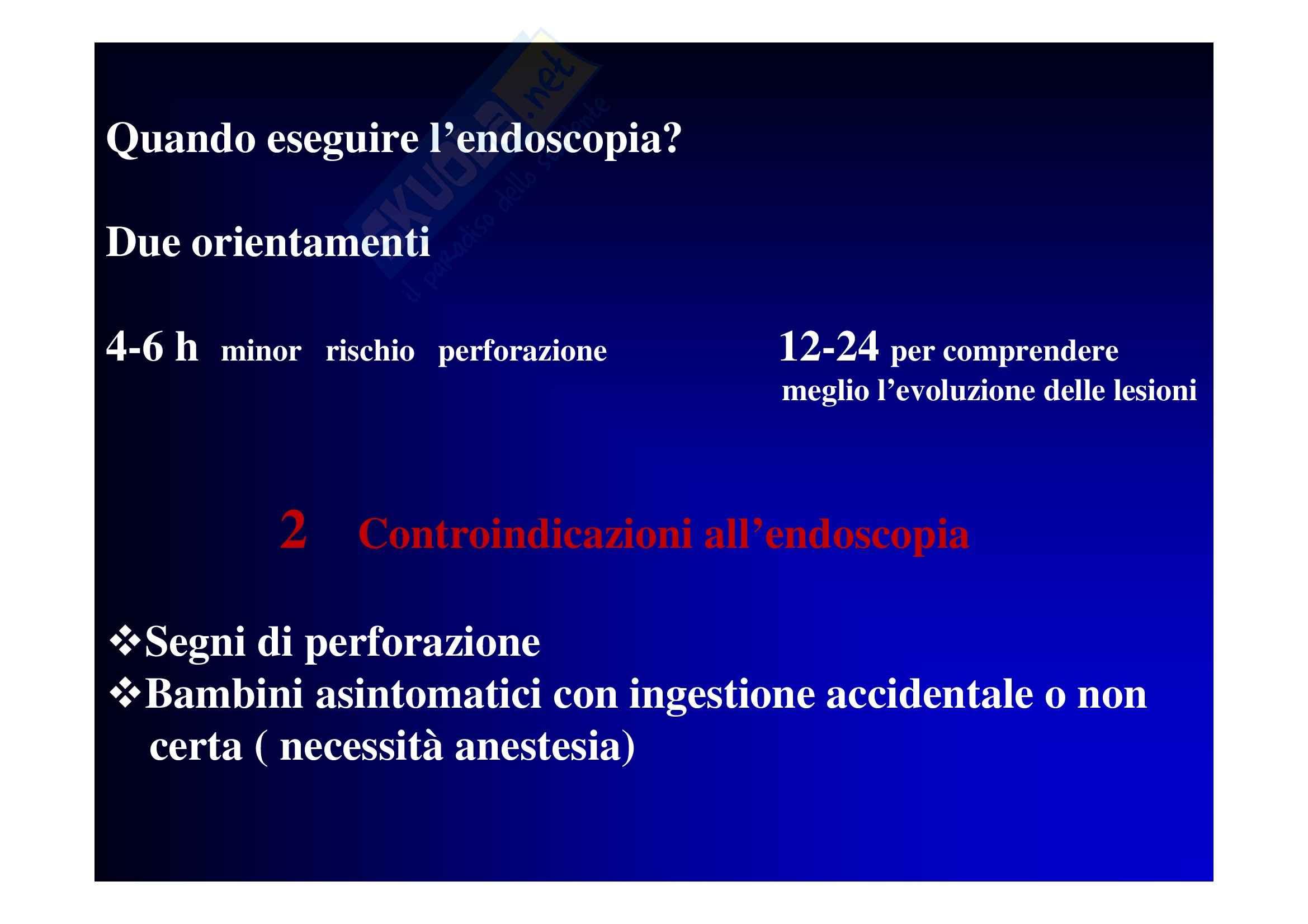 Chirurgia generale - le lesioni da ingestione di caustici Pag. 16