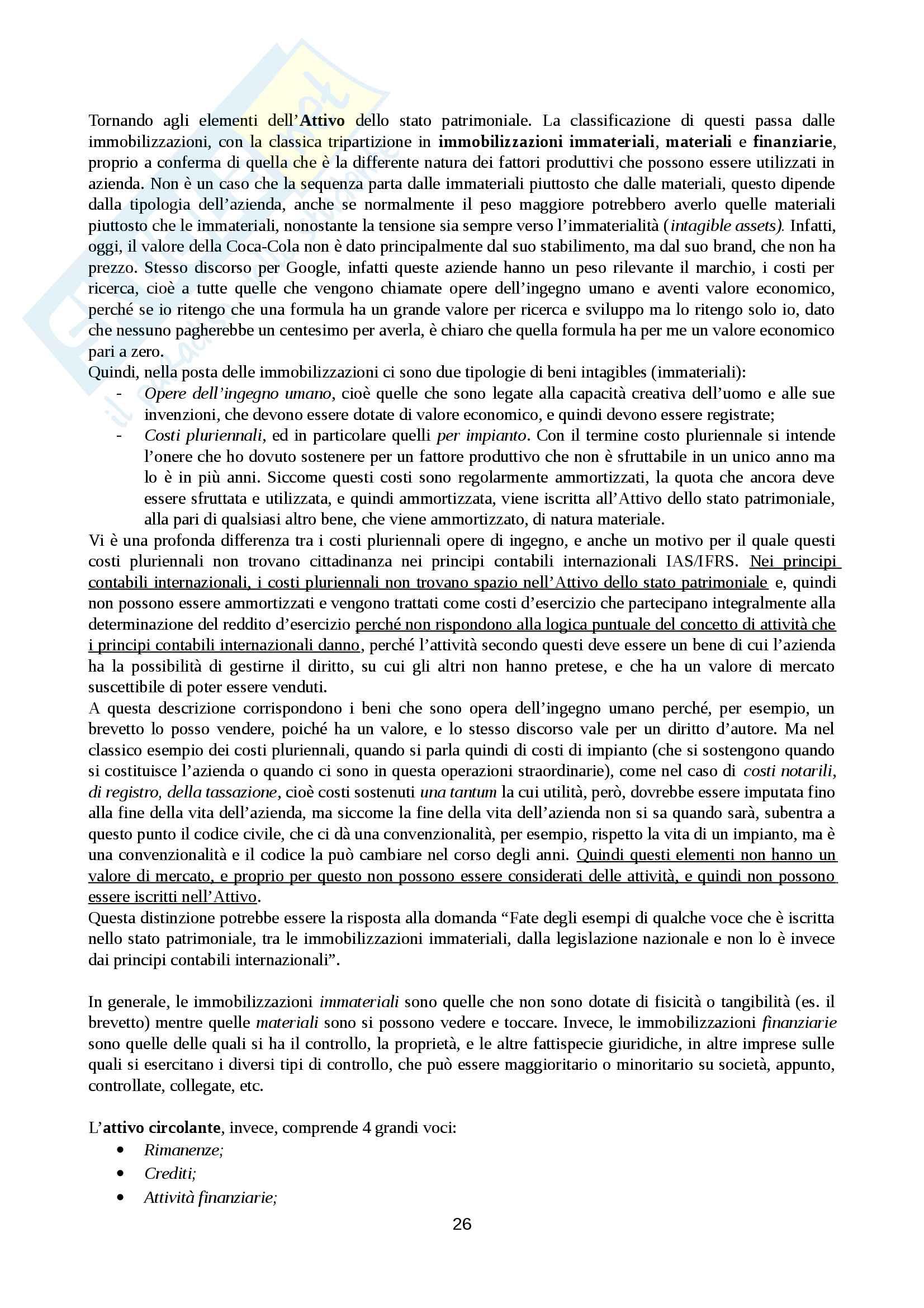 Il Bilancio Pag. 26