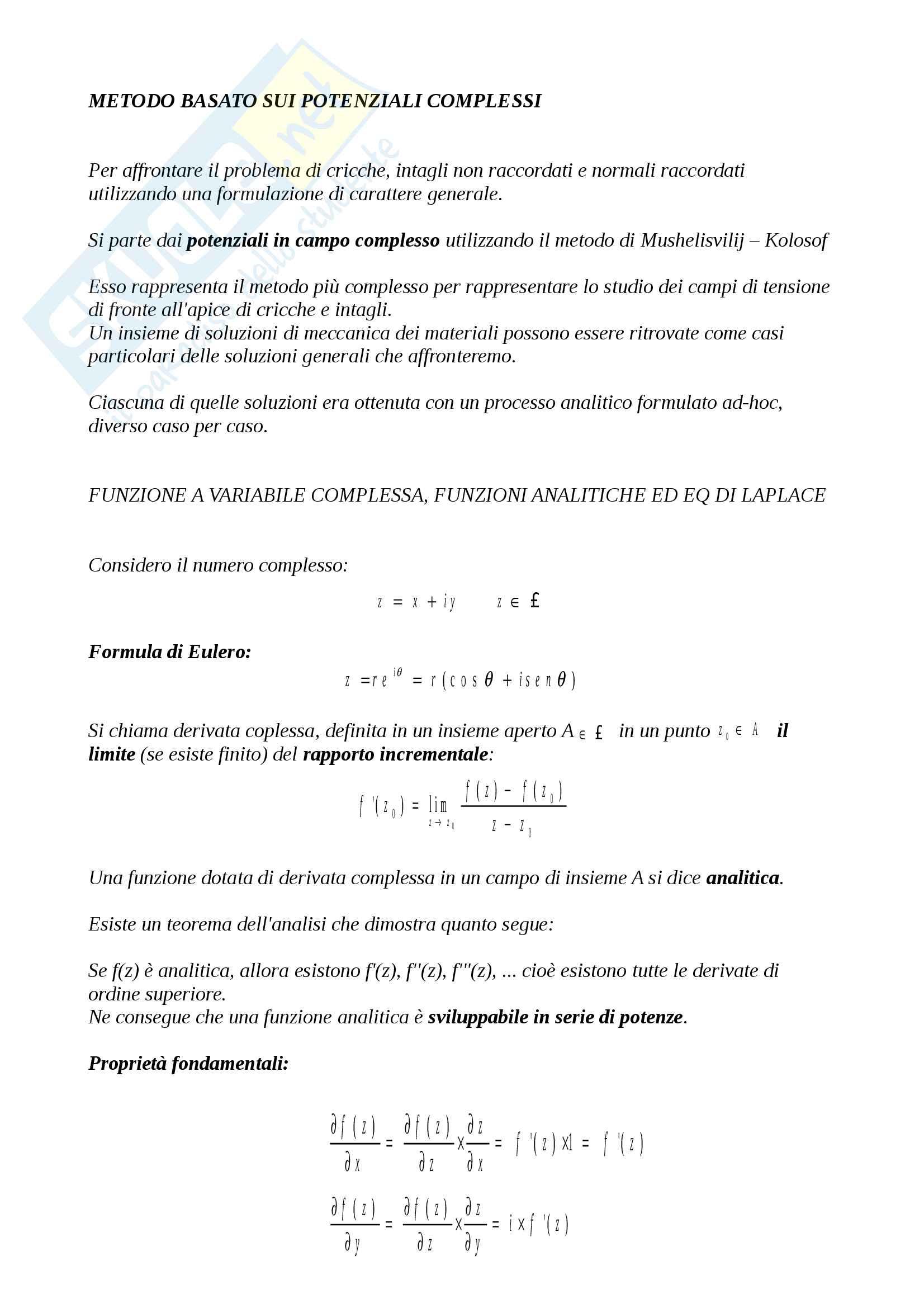 Meccanica dei materiali Pag. 111