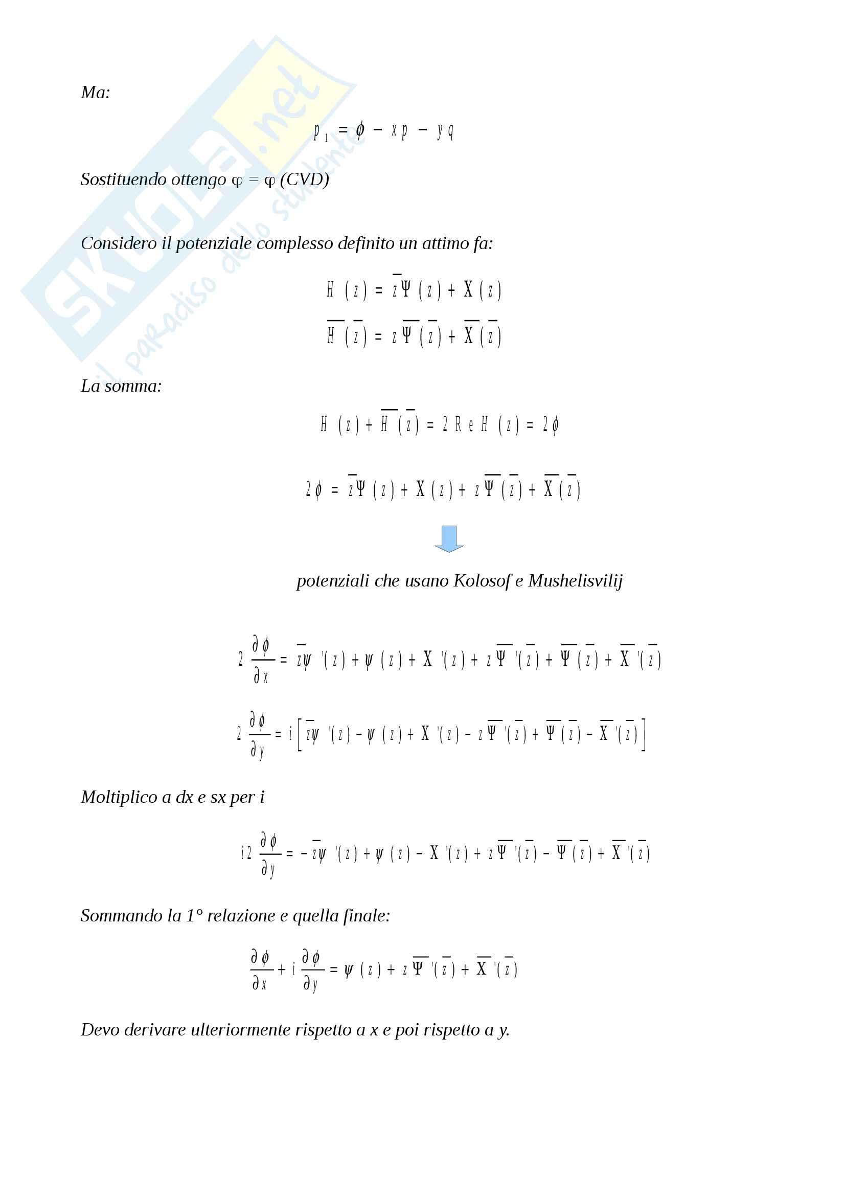 Meccanica dei materiali Pag. 116