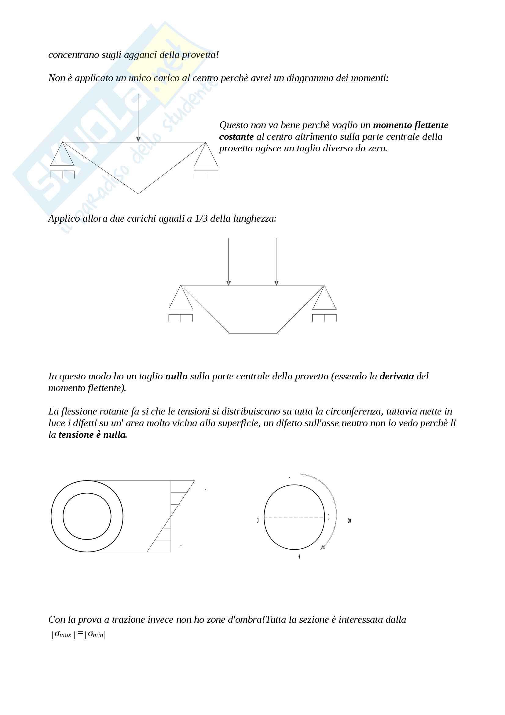Meccanica dei materiali Pag. 26