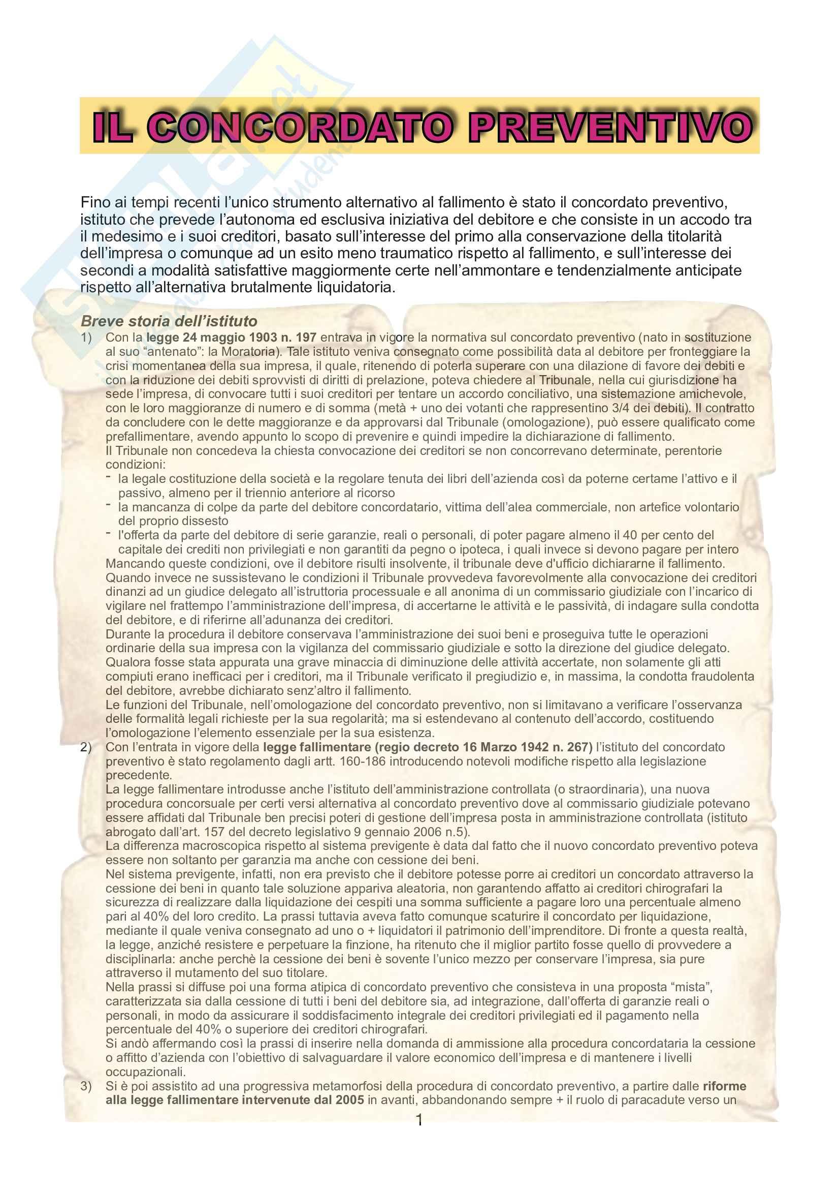 Diritto delle procedure concorsuali (nuovo codice della crisi e dell'insolvenza aggiornato 2019), prof Gennari