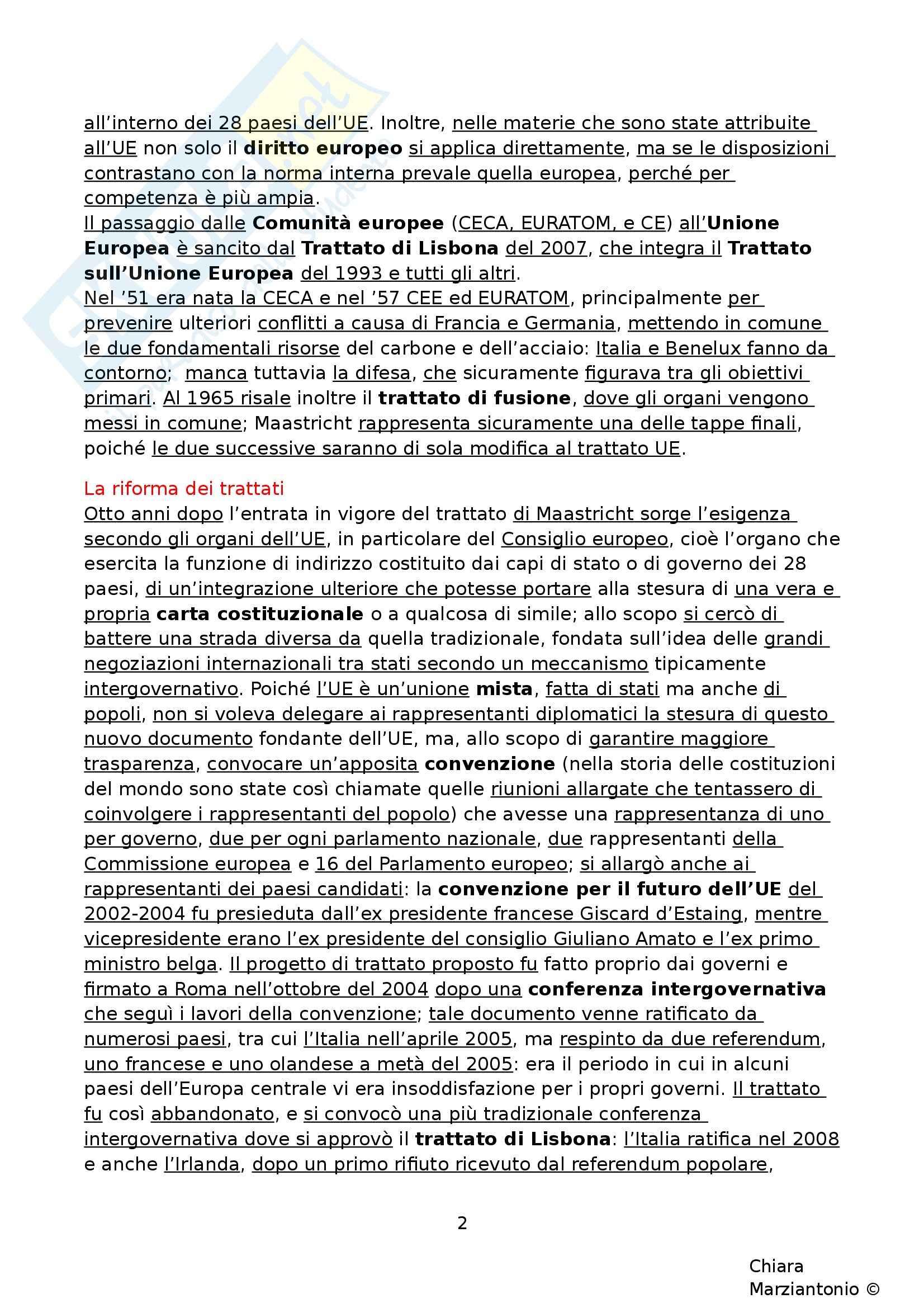 Riassunto esame Istituzioni di Diritto Pubblico, prof. Corsi, libro consigliato Corso di Diritto Pubblico, Barbera, Fusaro - cap. 4 Pag. 2