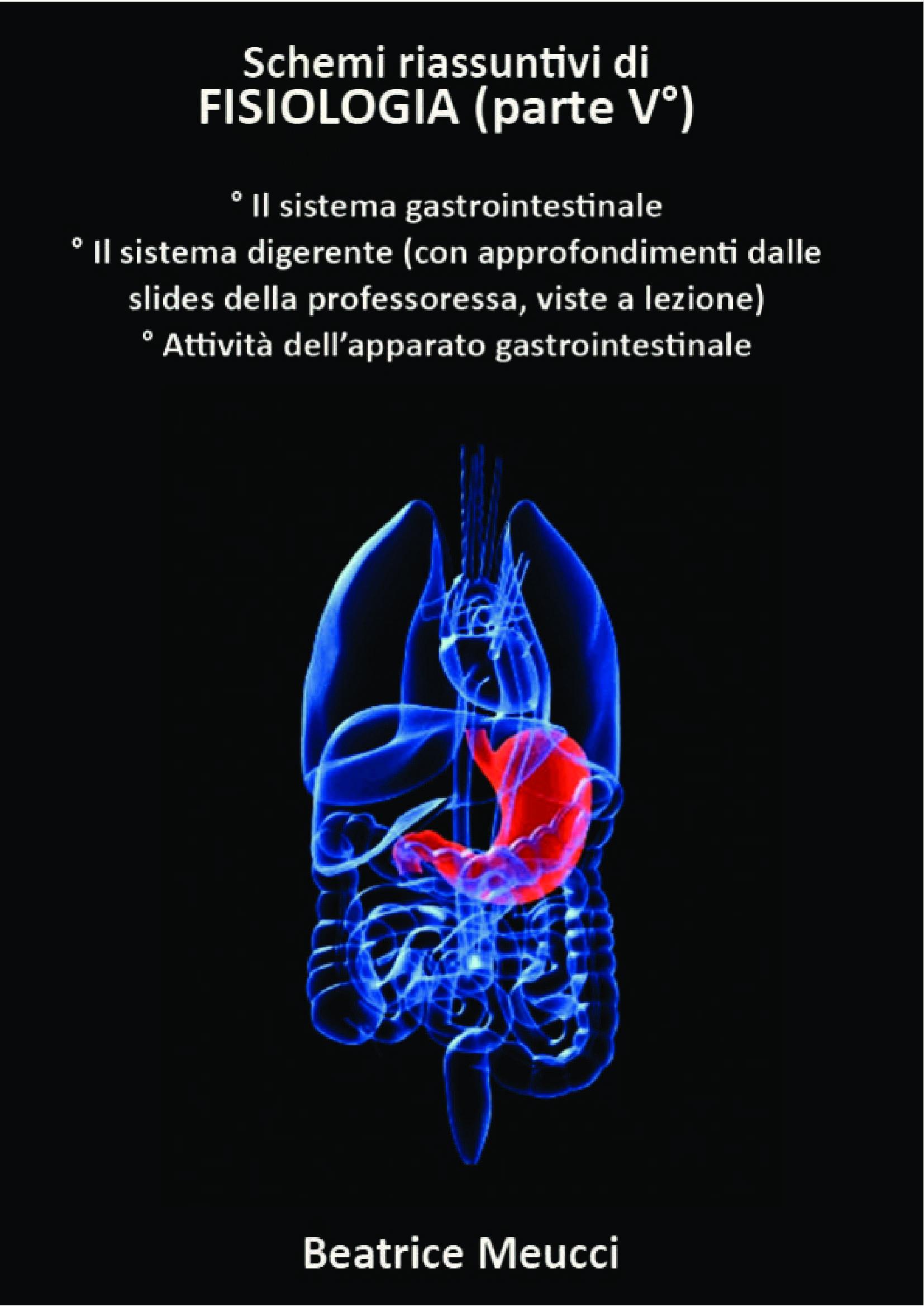 appunto P. D'Ascanio Fisiologia umana