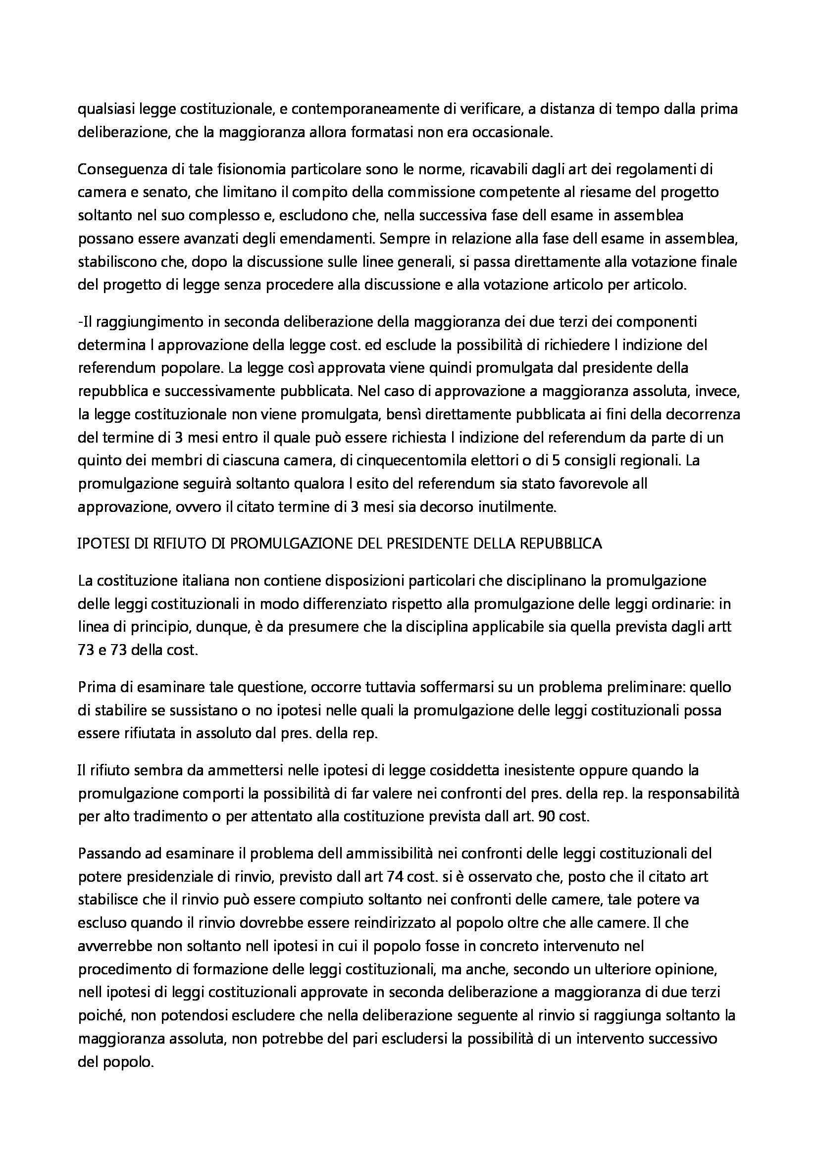Diritto Costituzionale - Appunti Pag. 16