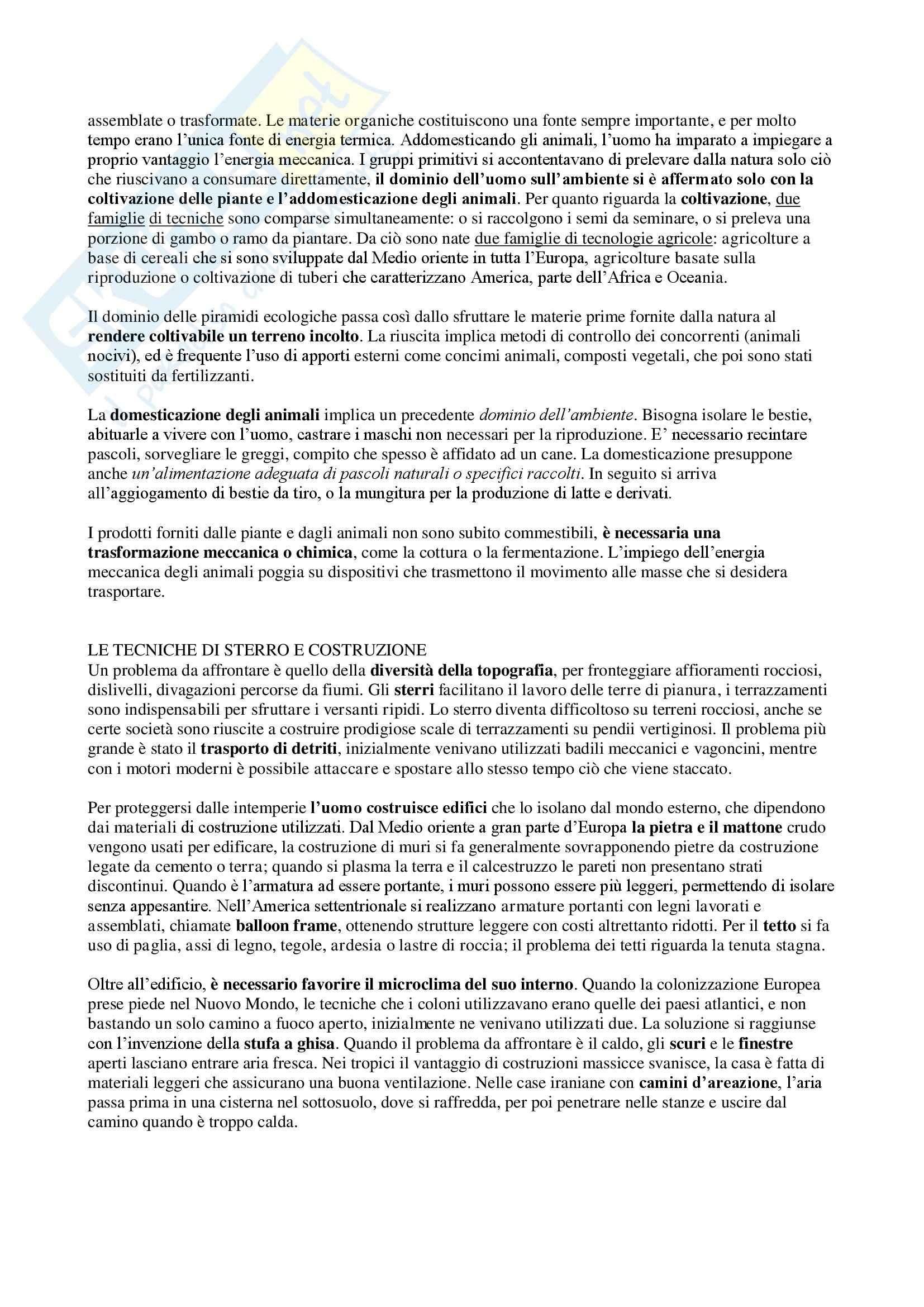 Riassunto esame Geografia culturale, prof. Da Pozzo, libro consigliato La Geografia Culturale, Claval Pag. 16