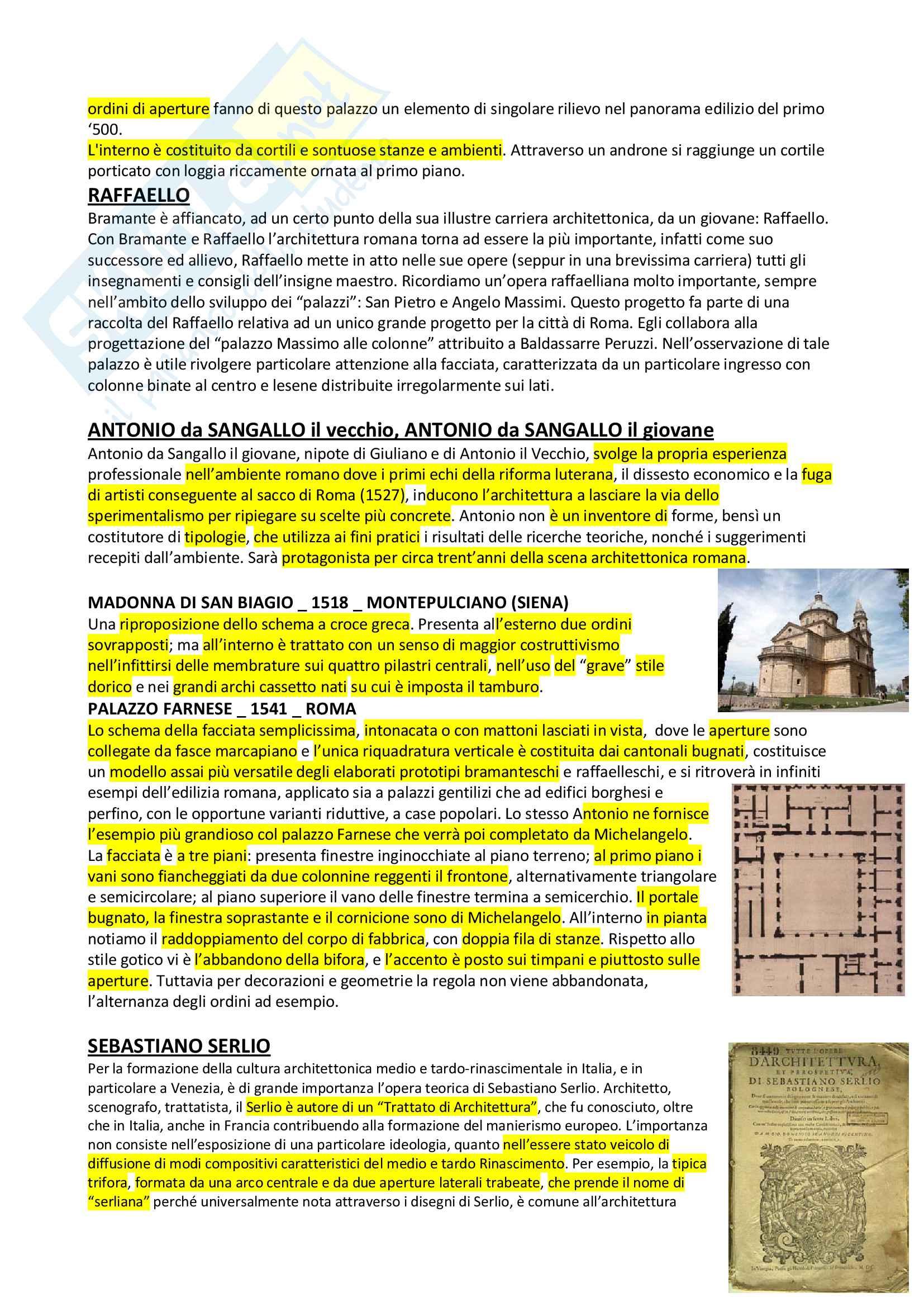 Appunti completi Storia dell'architettura 1+ Immagini Pag. 71
