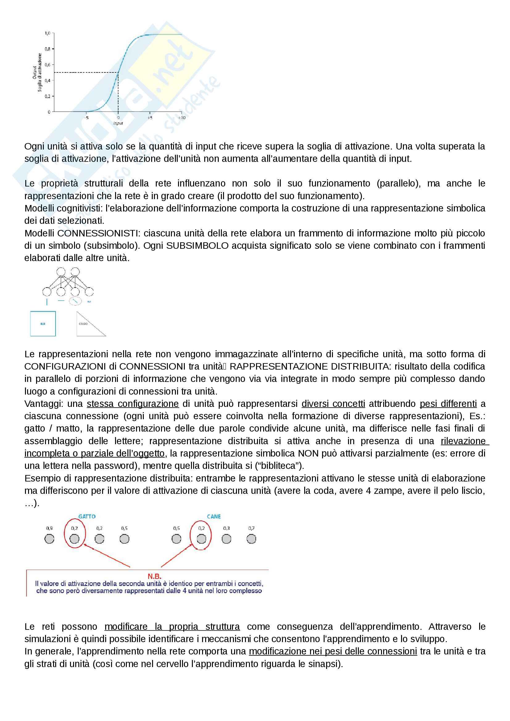 Appunti sviluppo cognitivo 2 Pag. 6