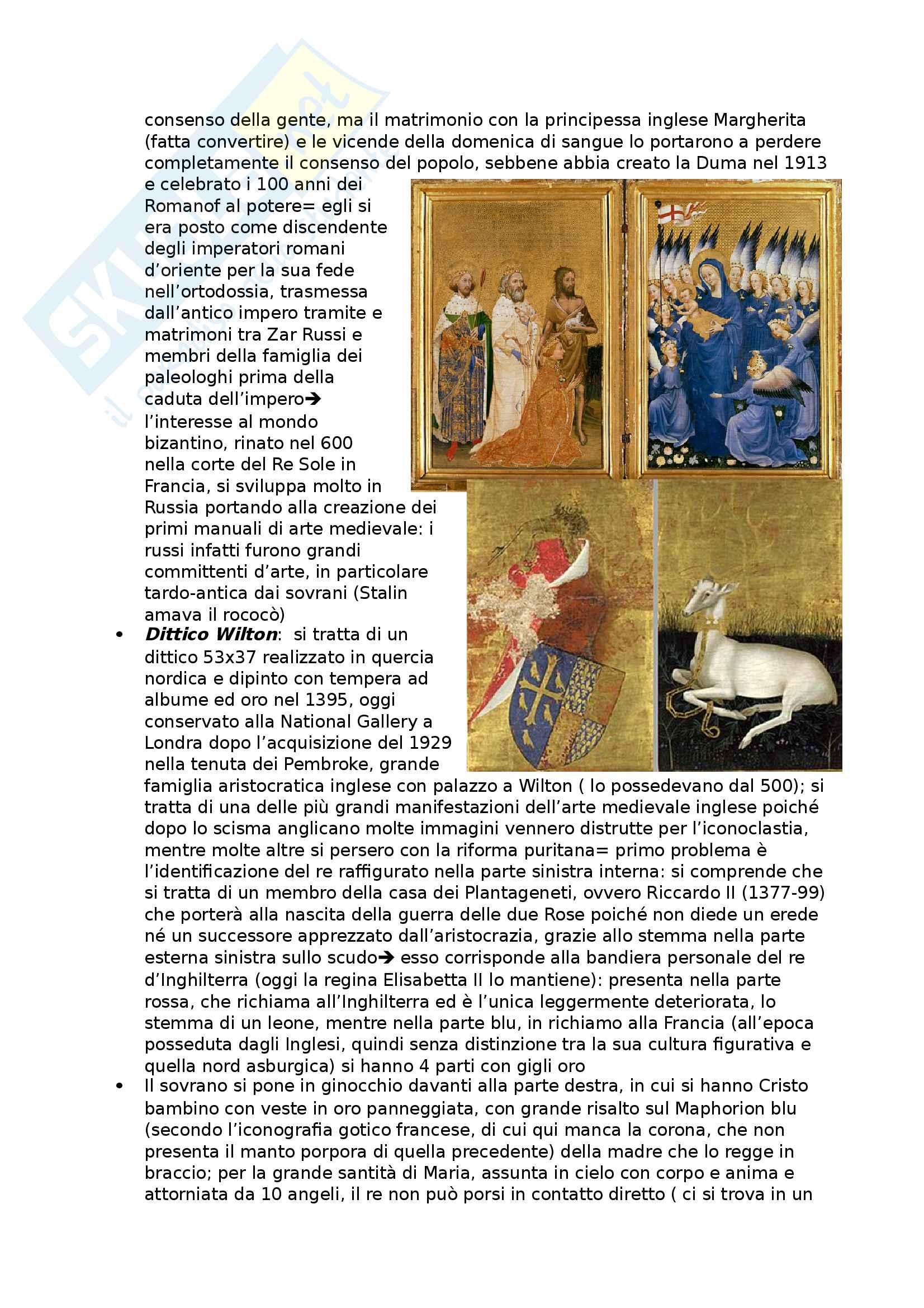 Appunti Storia dell'arte medievale Pag. 2