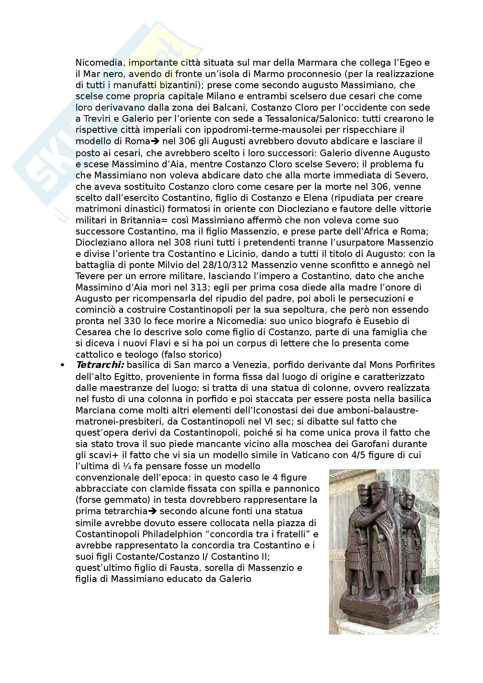 Appunti Storia dell'arte medievale Pag. 6