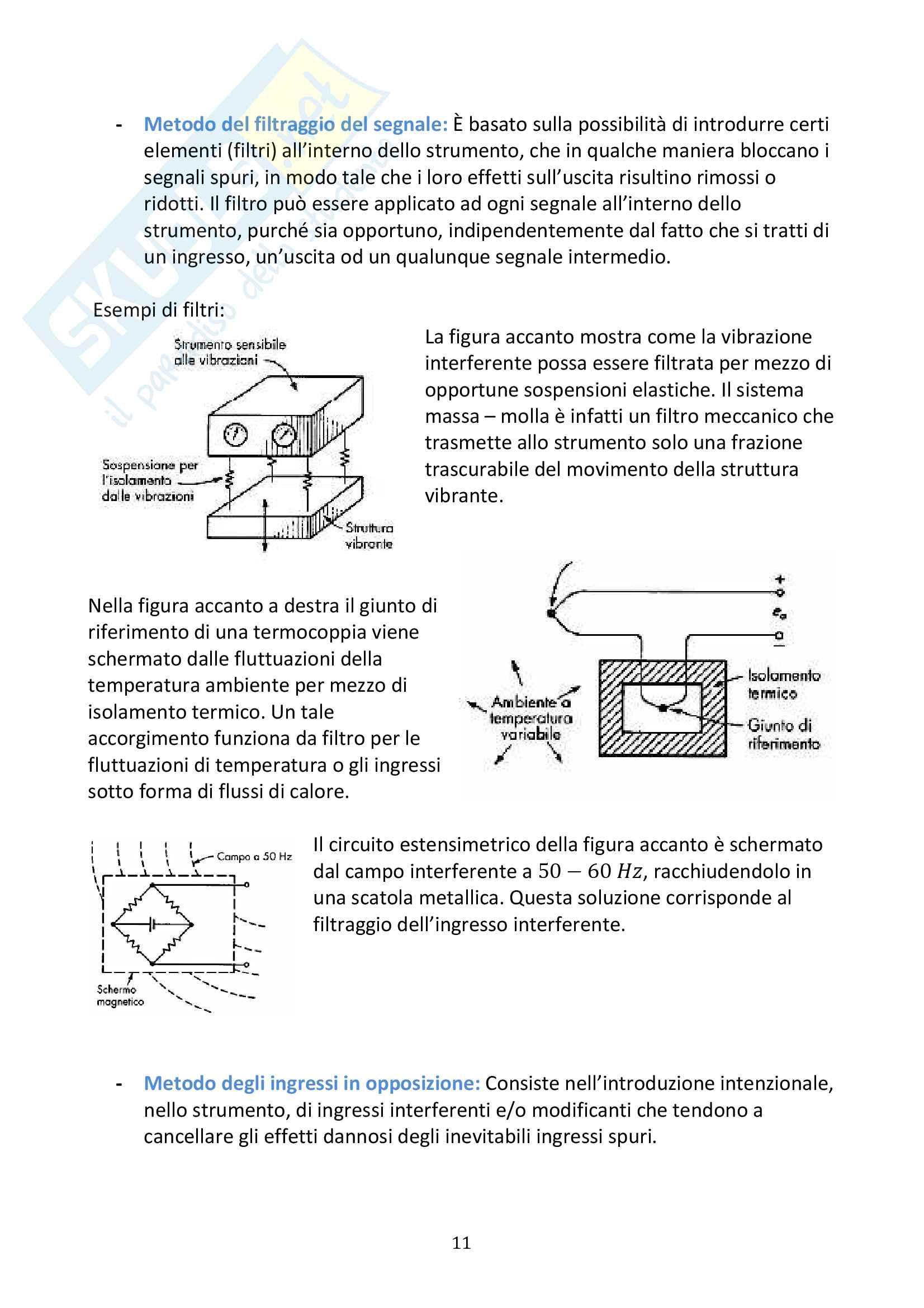Misure Meccaniche e Collaudi Pag. 11