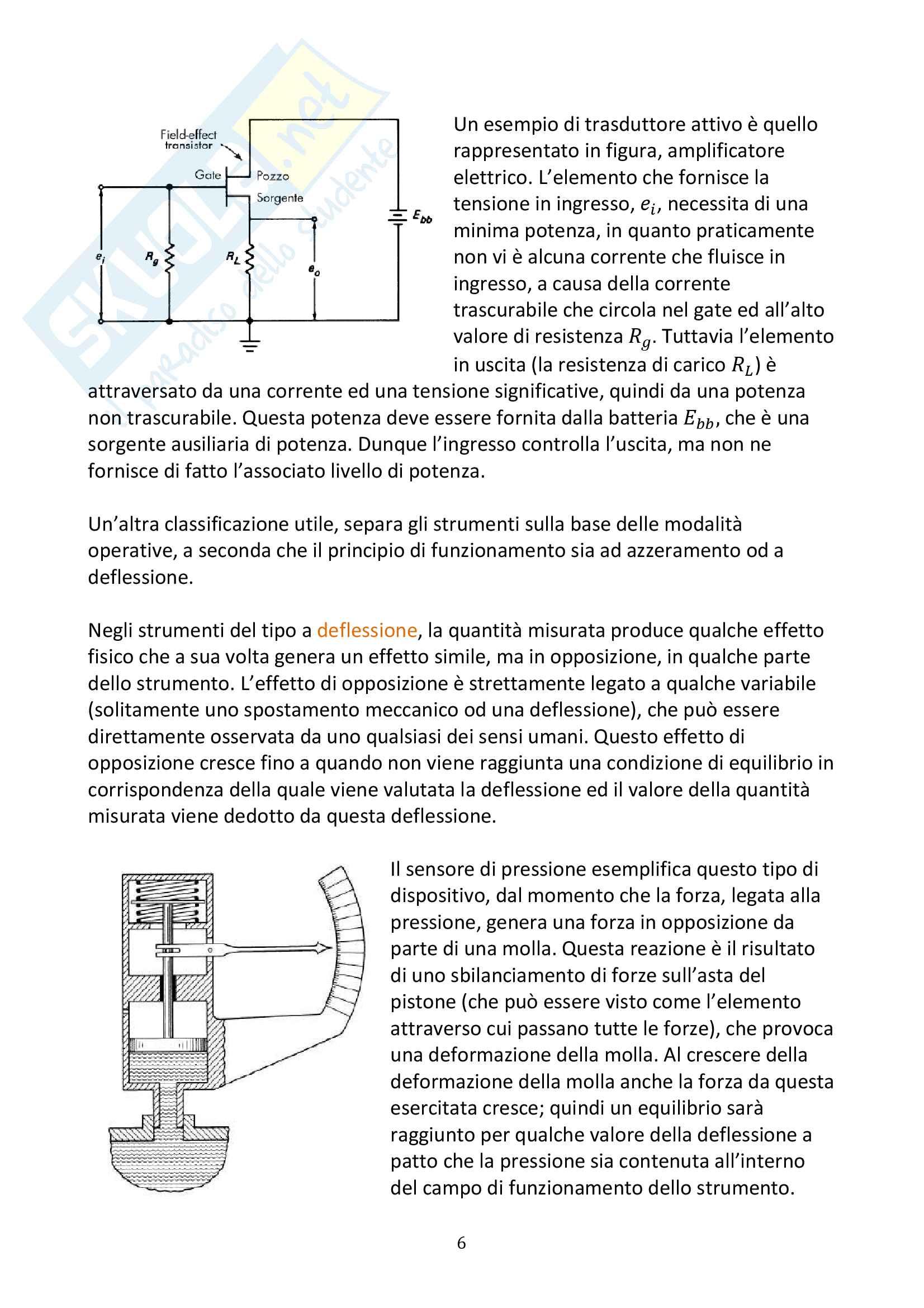 Misure Meccaniche e Collaudi Pag. 6