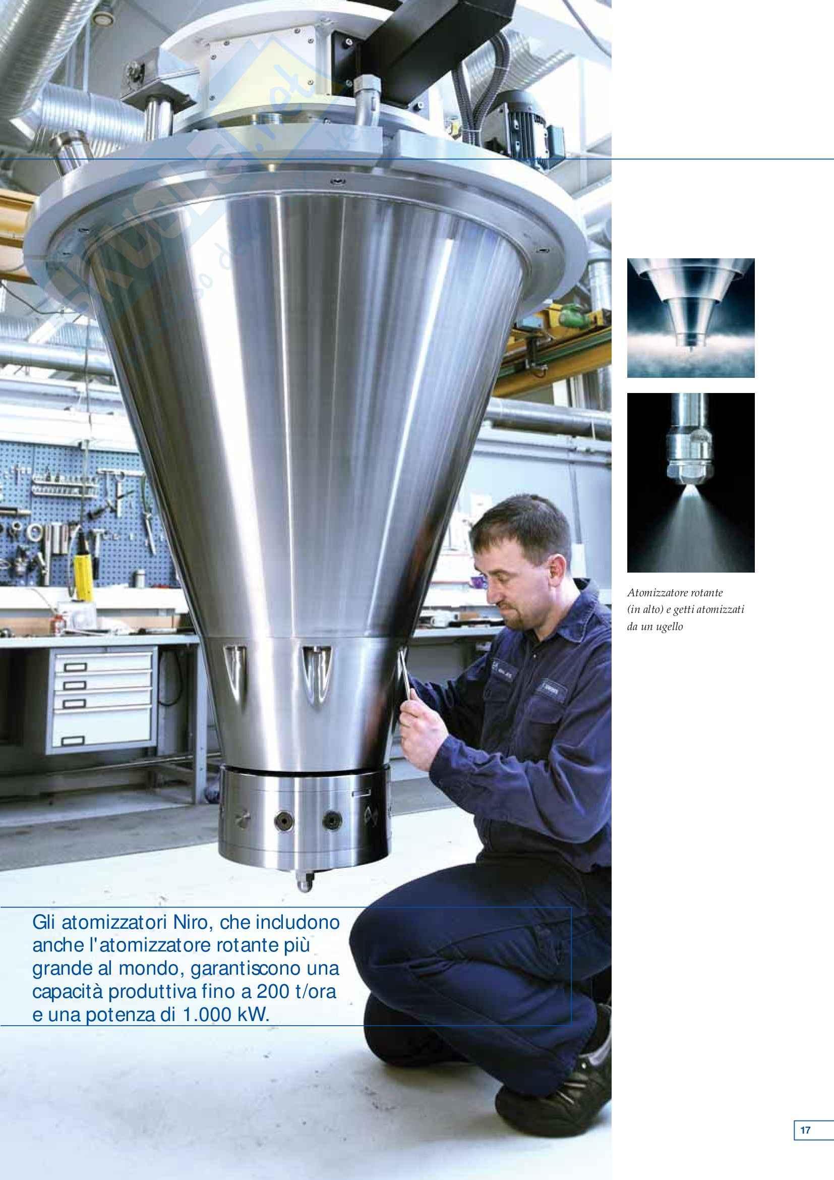 Tecnica farmaceutica - tecnologie di spray drying Pag. 21