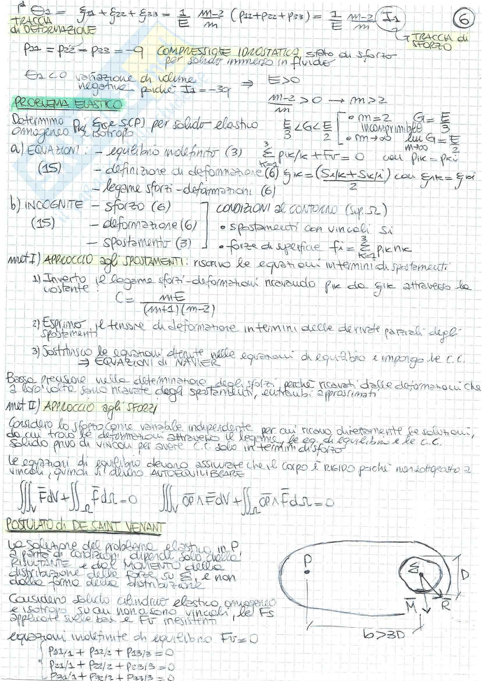 Scienza delle Costruzioni - Teoria Pag. 21