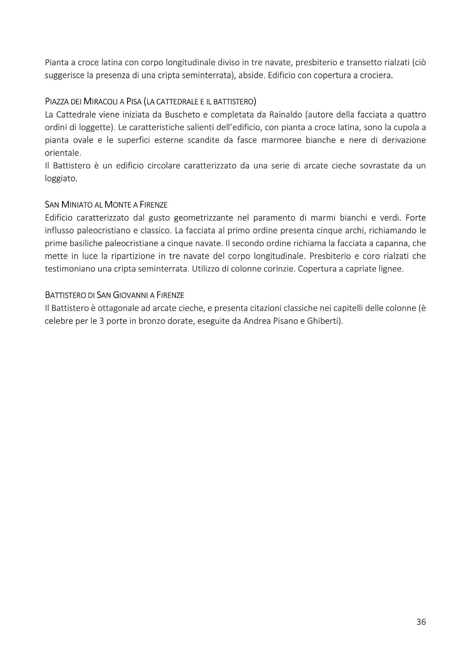 Riassunto del programma di storia dell'architettura ed estetica del prof. Dimitri Ticconi Pag. 36