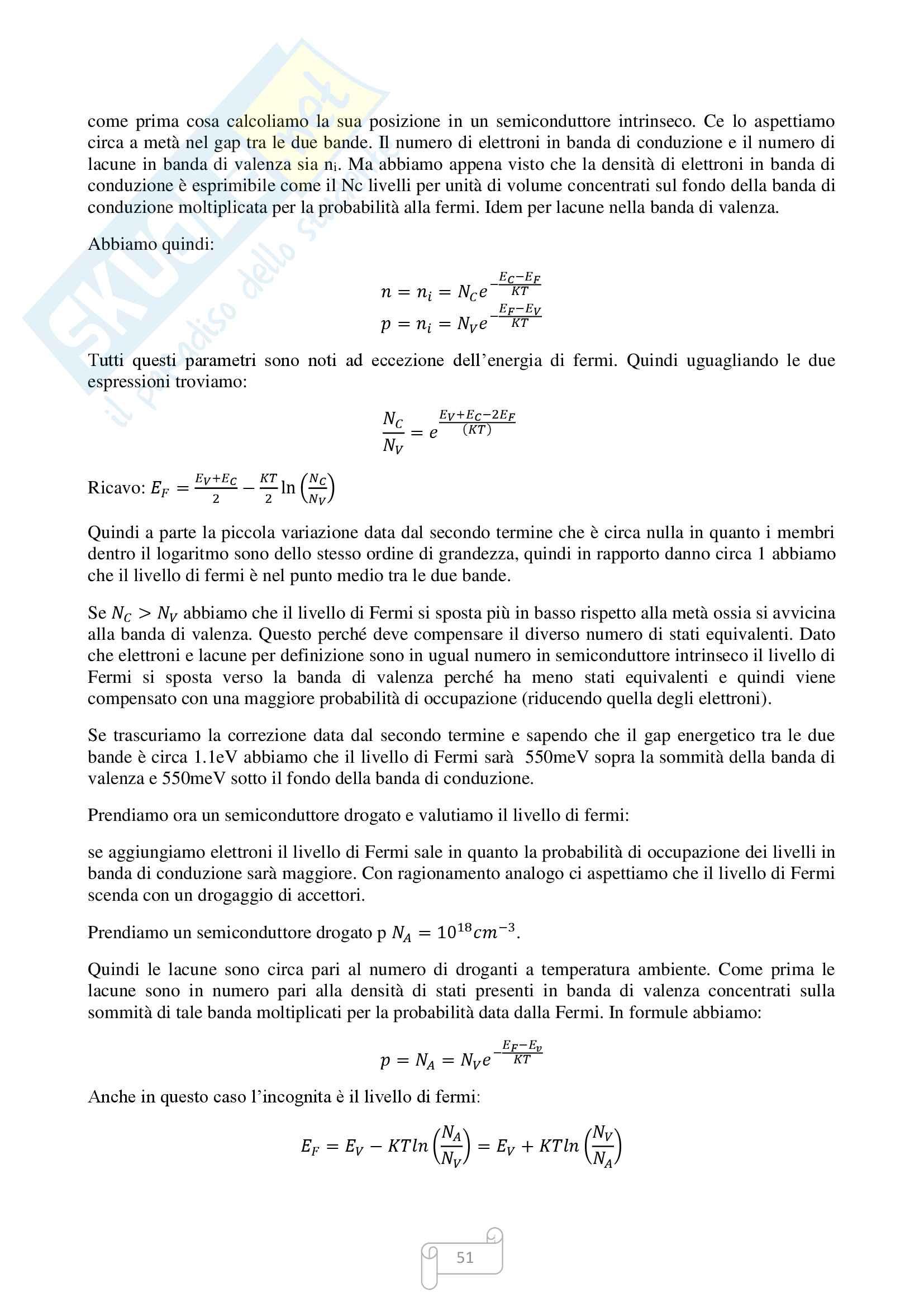 Appunti dispositivi elettronici Pag. 51
