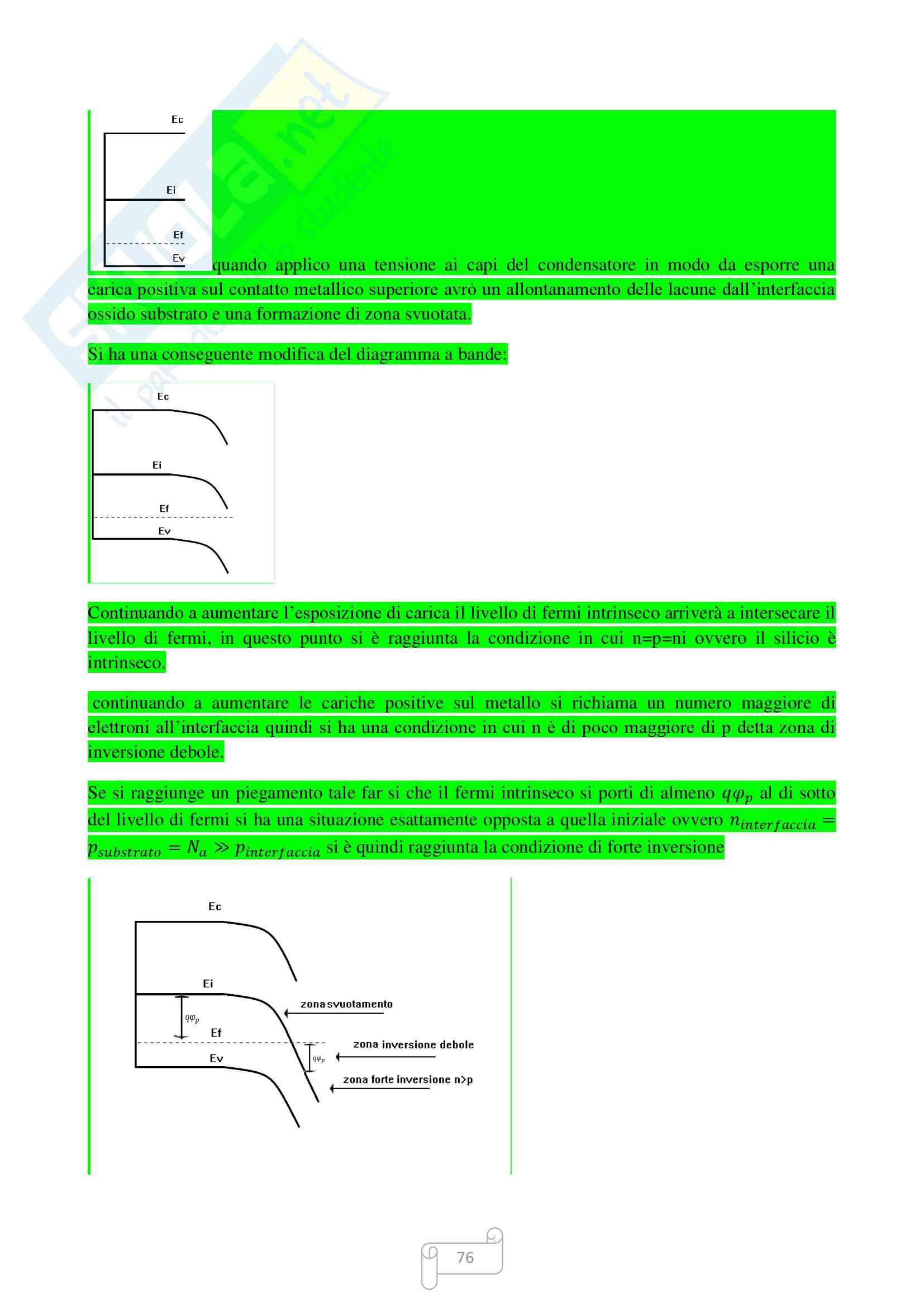 Appunti dispositivi elettronici Pag. 76