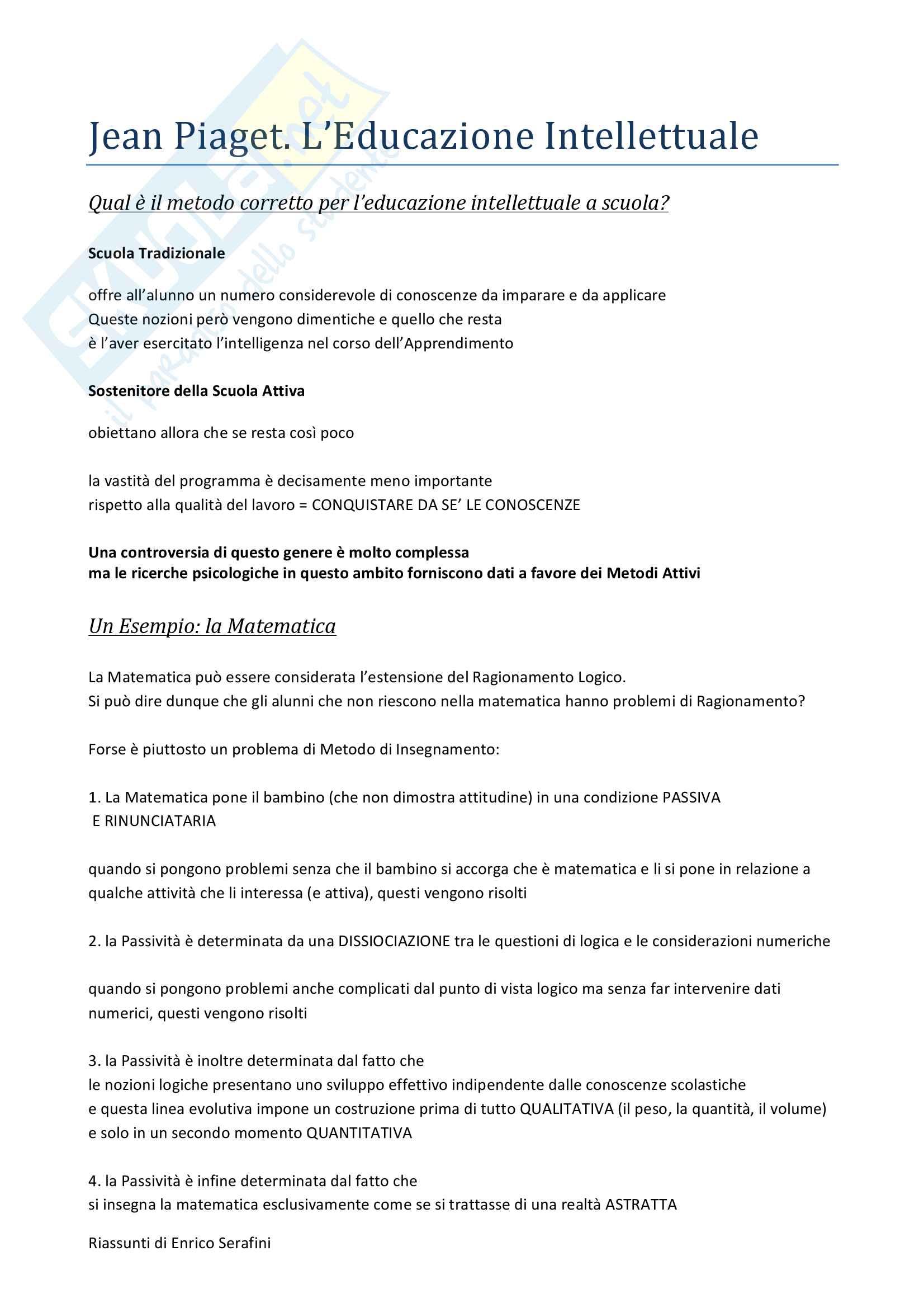 appunto A. Antonietti Psicologia cognitiva applicata