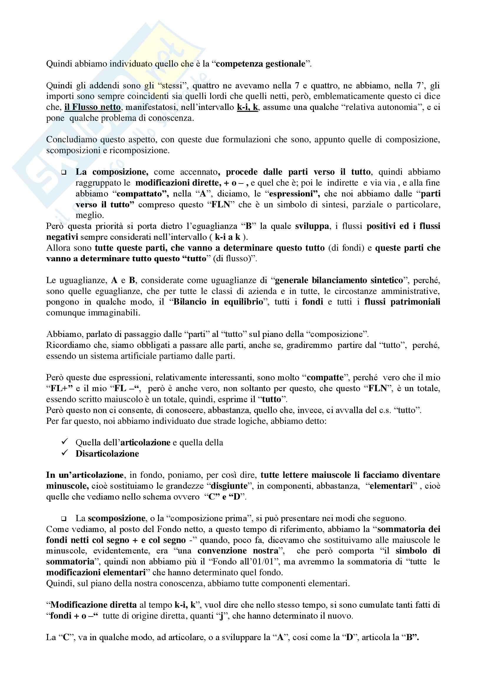Sintattica, ragioneria Pag. 6