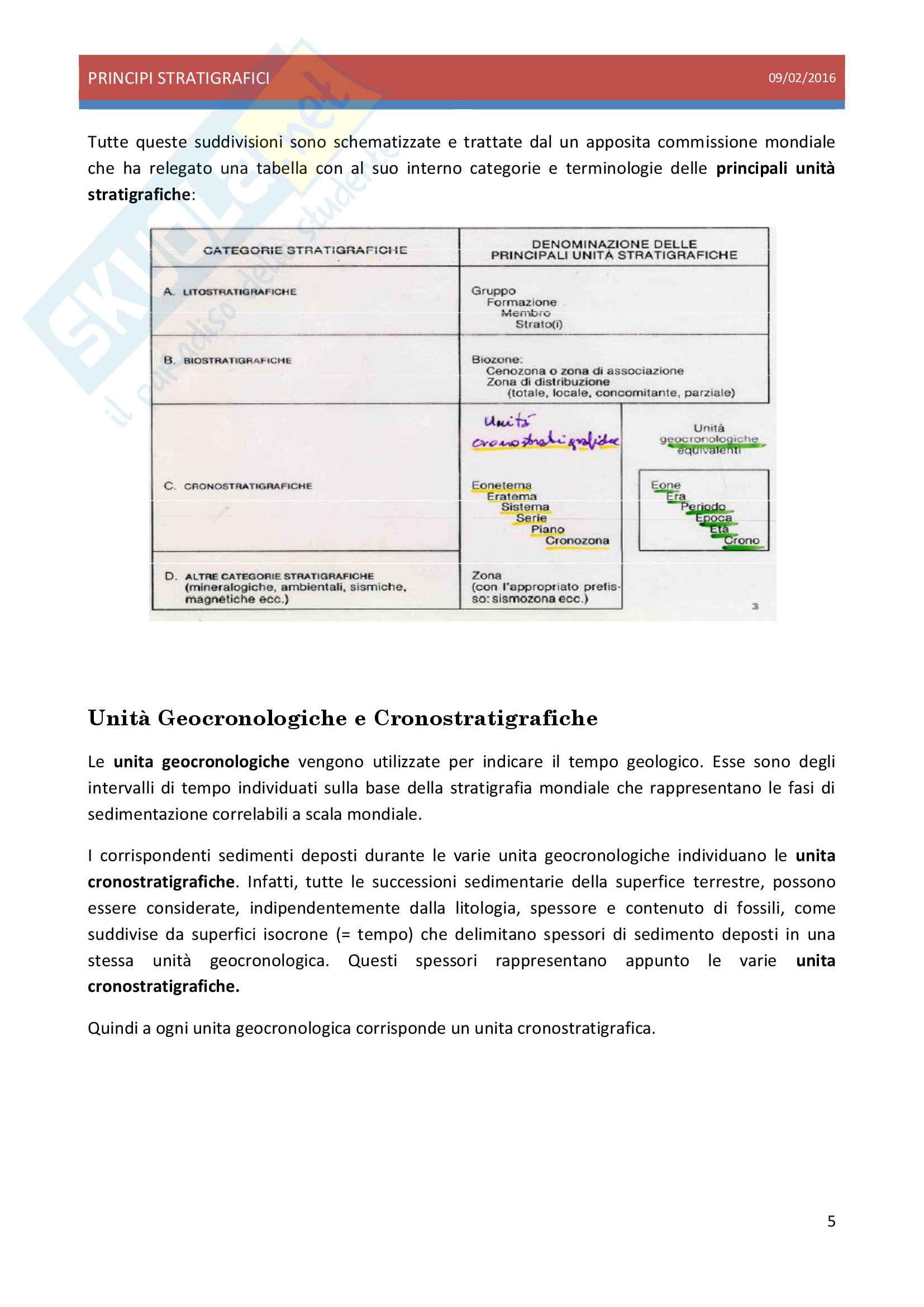 Rilevamento Geologico Pag. 6