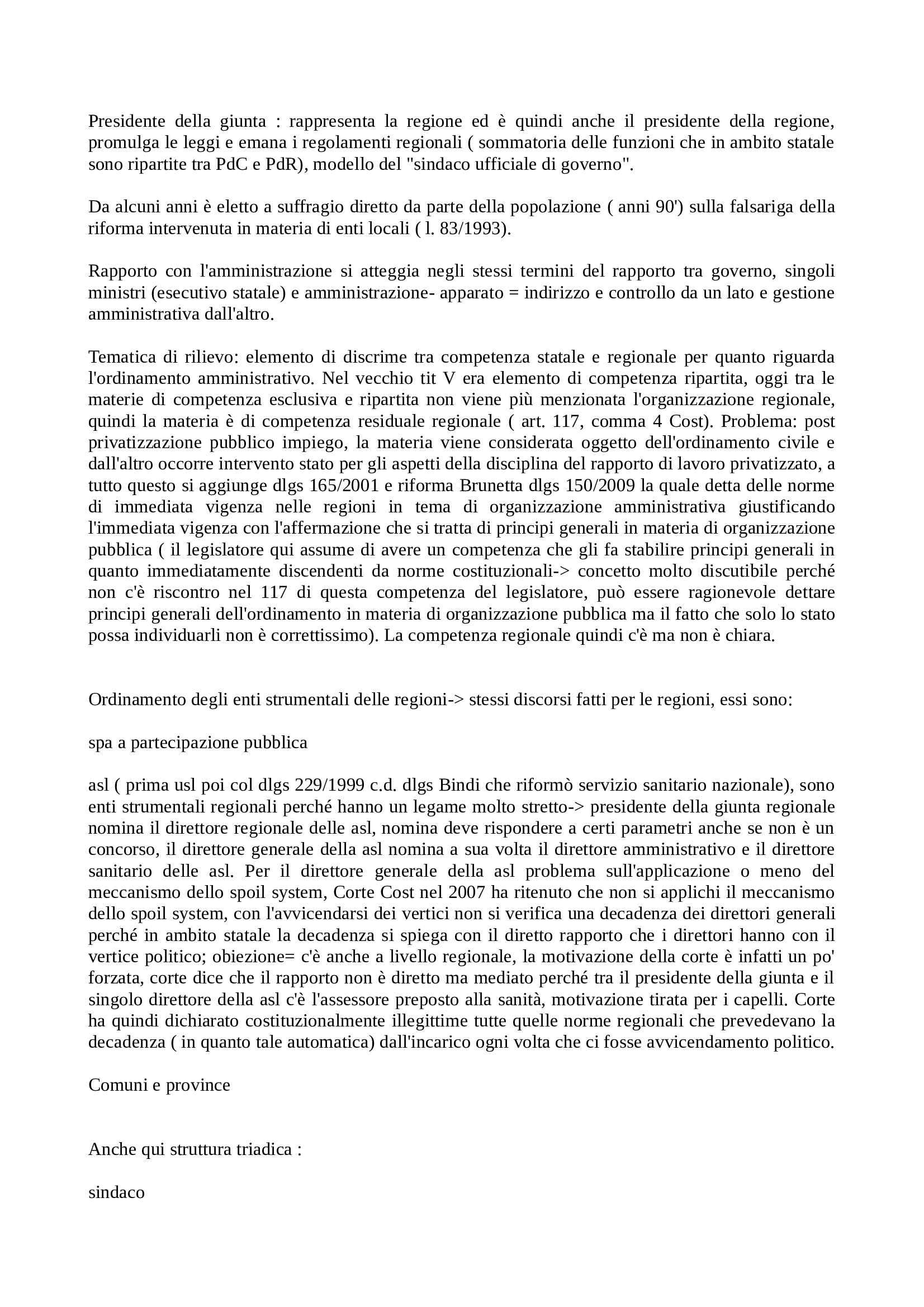 Diritto amministrativo - Appunti Pag. 41