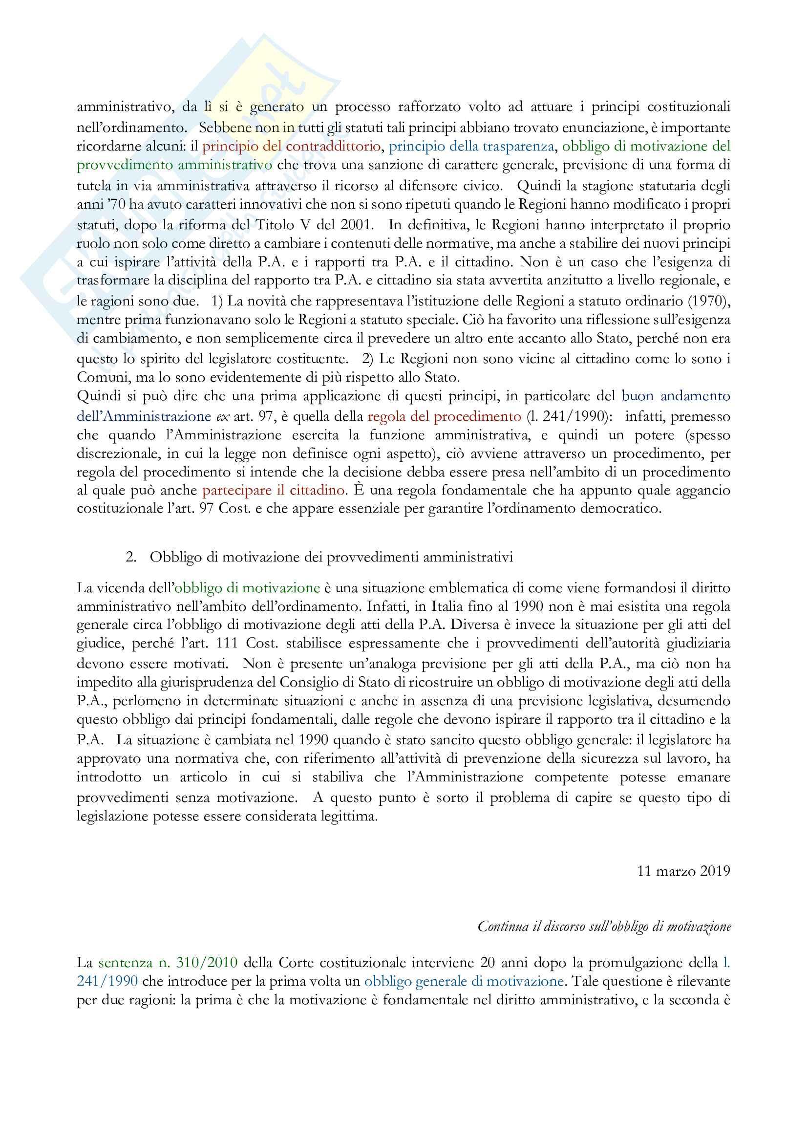 Diritto Amministrativo Pag. 21
