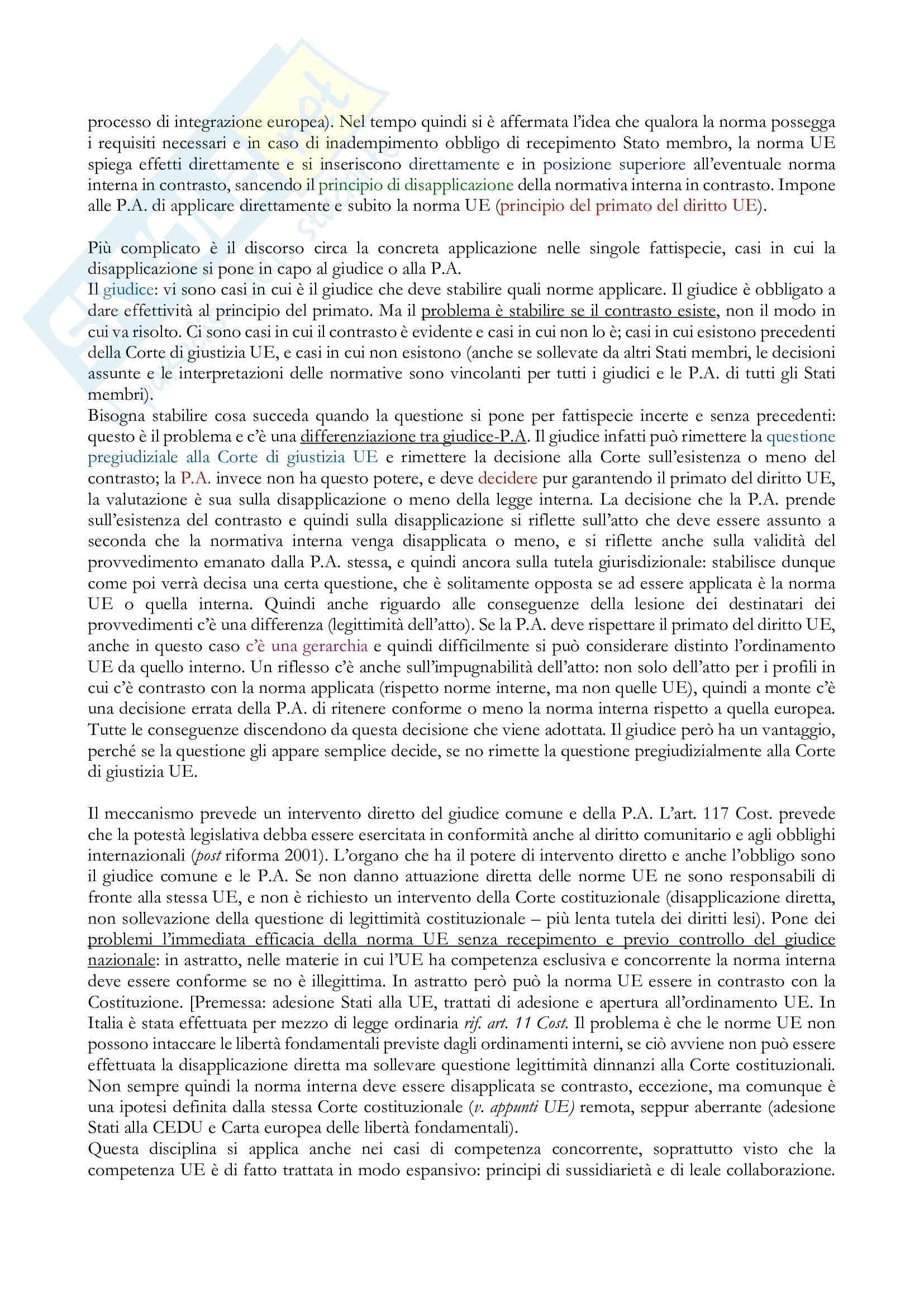 Diritto Amministrativo Pag. 36