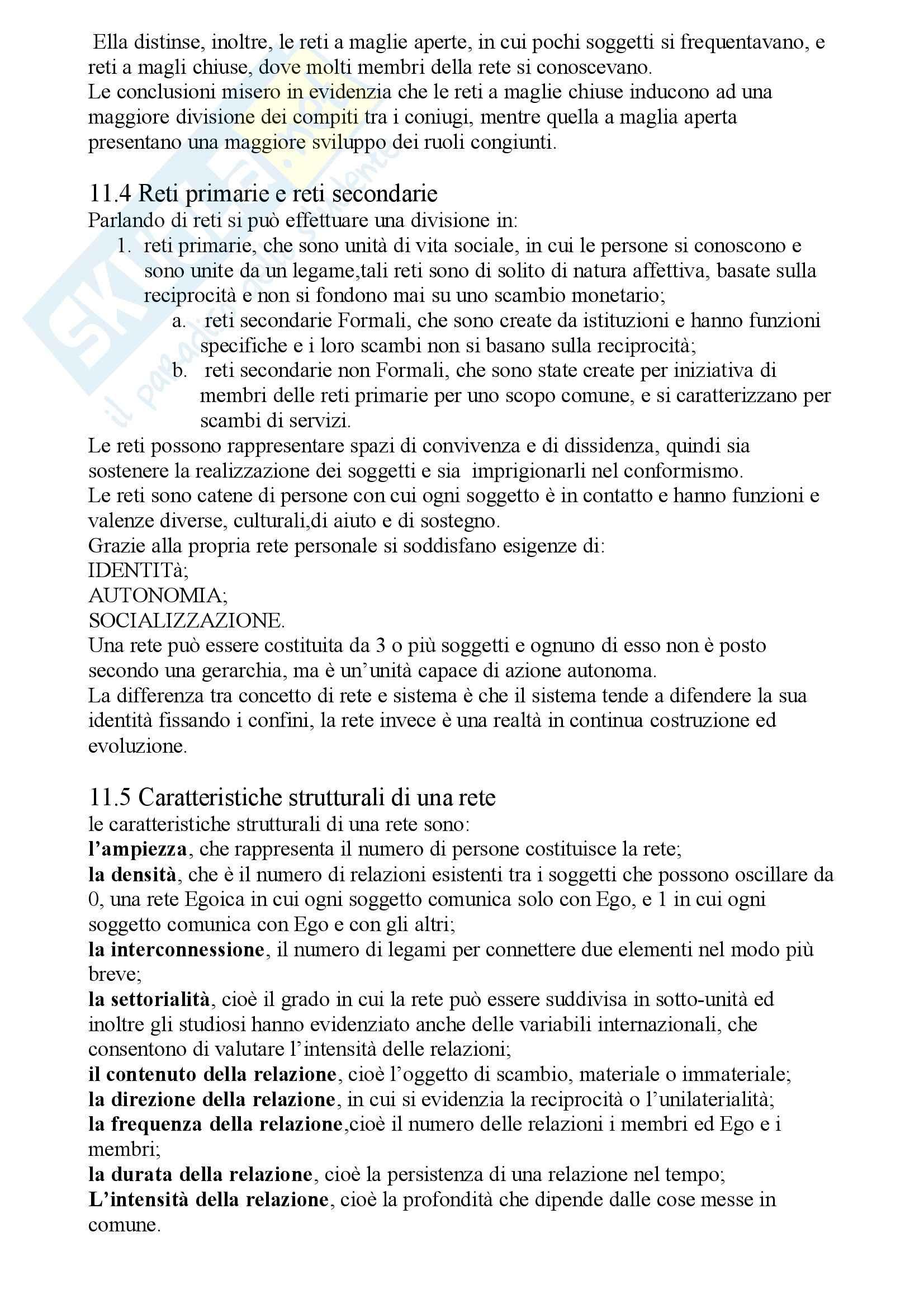 Metodi e tecniche del servizio sociale Pag. 31