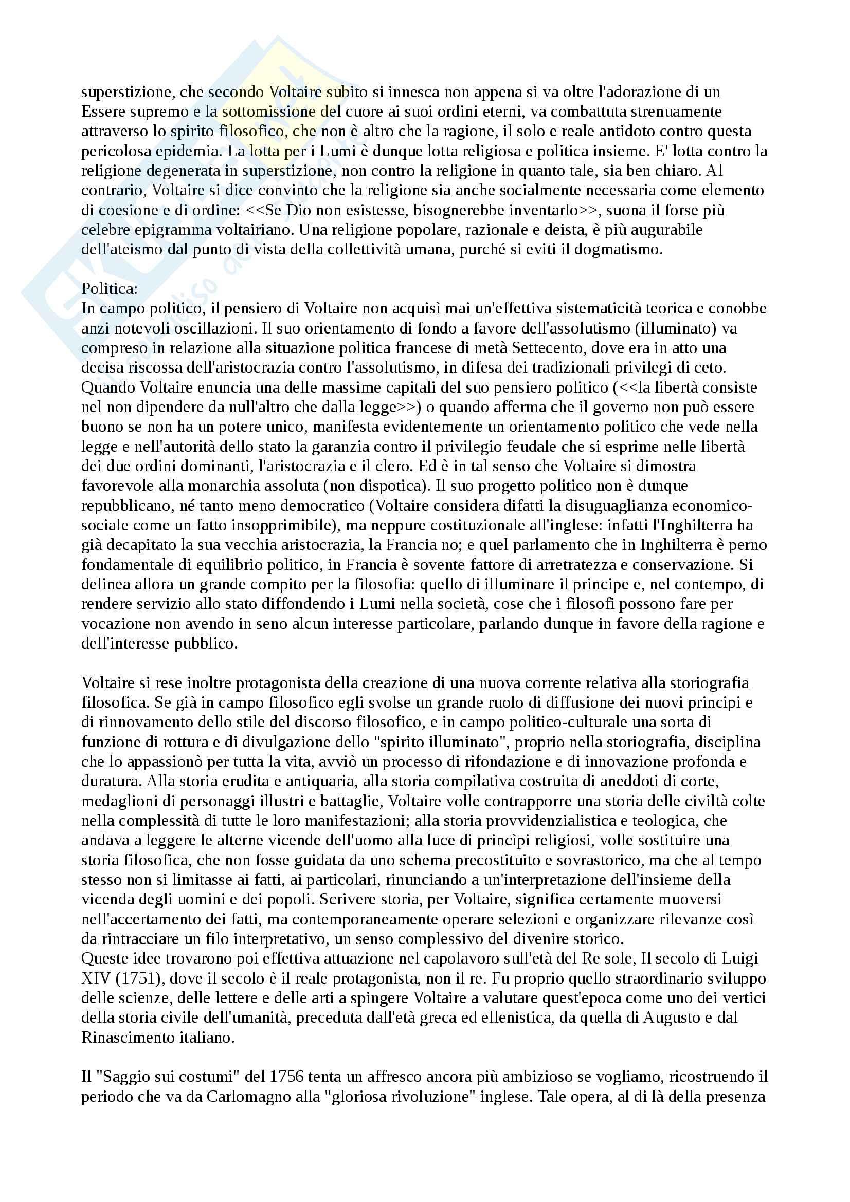 """Riassunto esame Storia delle dottrine politiche, prof. Modugno, libro consigliato """"Le grandi opere del pensiero politico"""", Chevallier Pag. 26"""