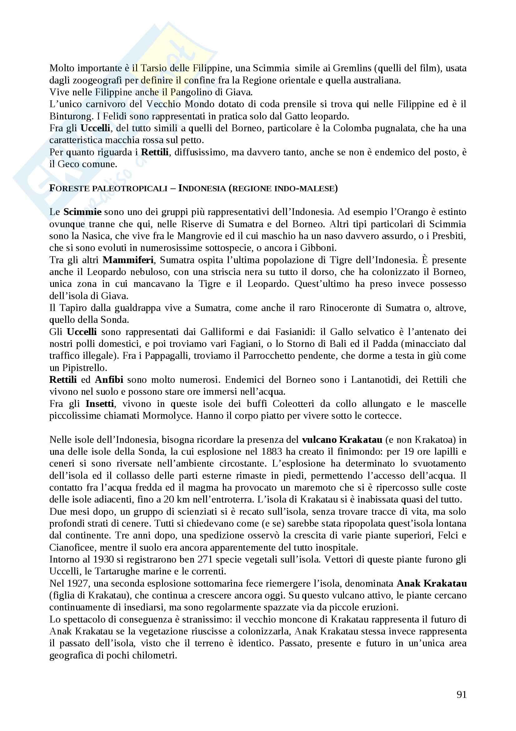Riassunto esame Ecologia, prof. Acosta, libro consigliato L'essenziale di Ecologia, Townsend, Harper, Begon Pag. 91