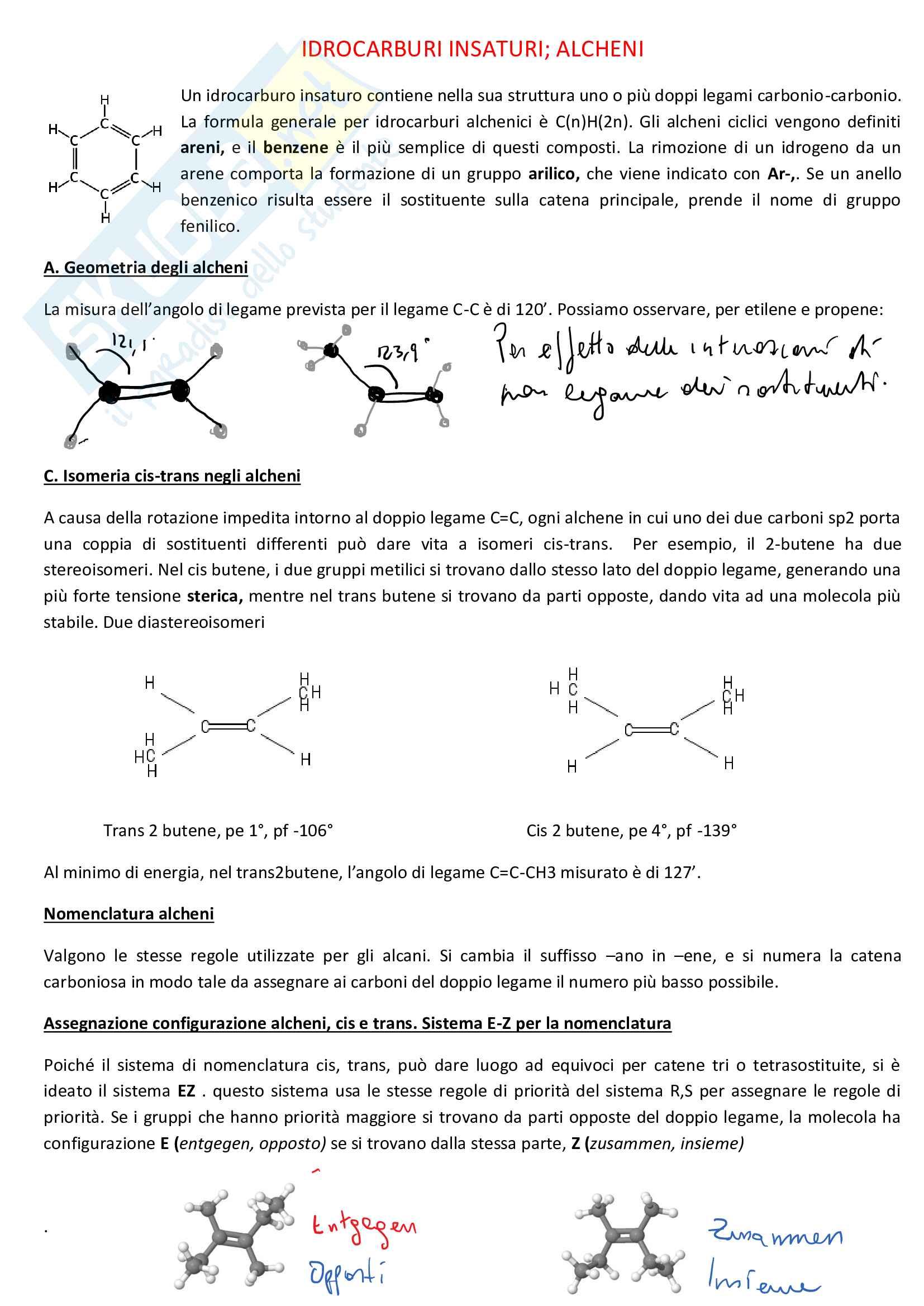 2 Alcheni e reazioni