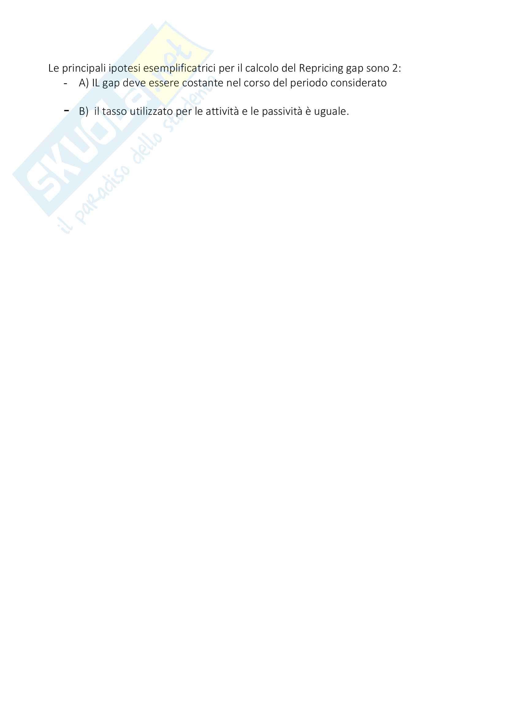 Risk Management: teoria, esercizi commentati e tracce d'esame Pag. 11