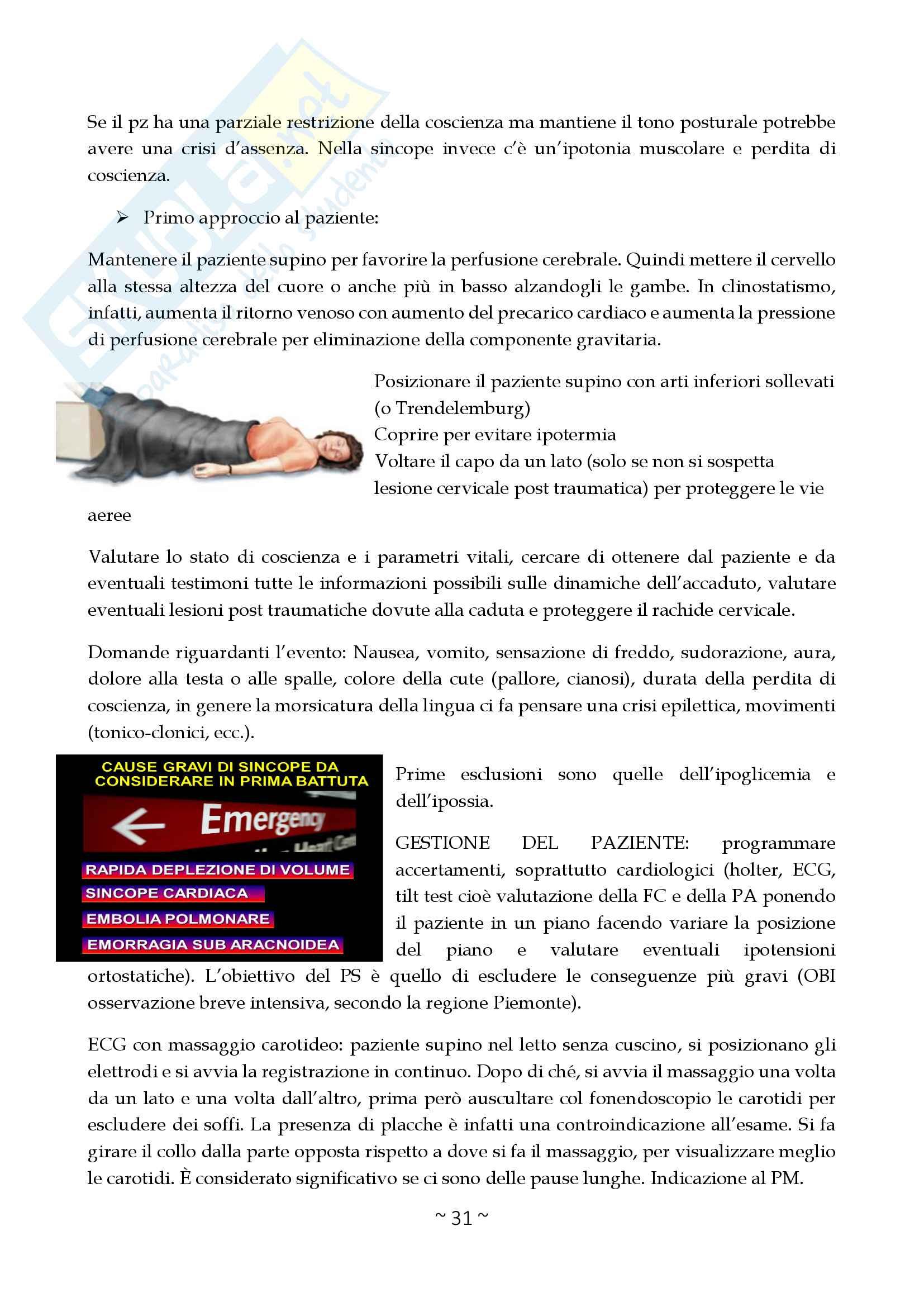 Appunti medicina d'urgenza Pag. 31